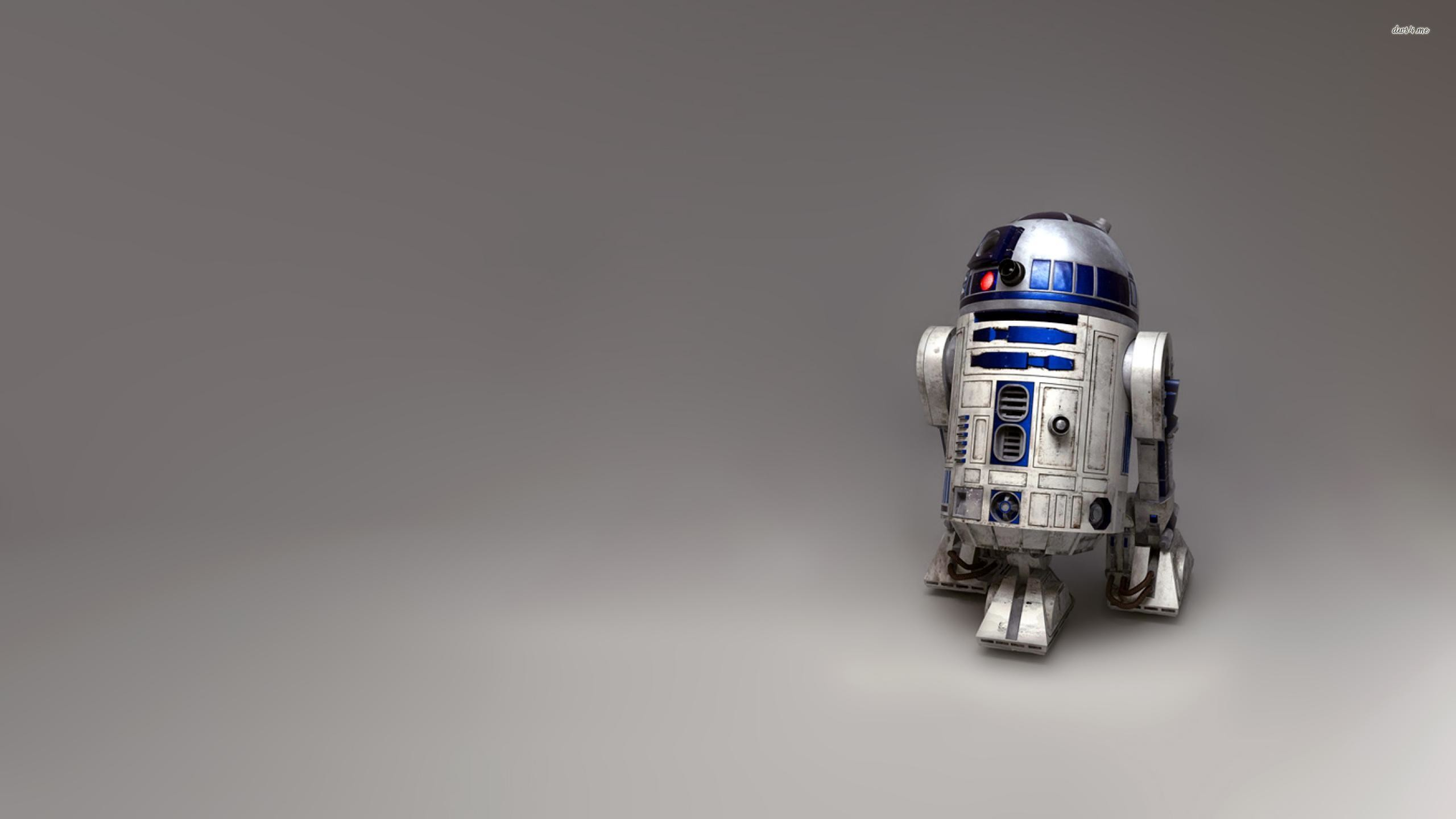 2560x1440 ... Star Wars with R2D2 wallpaper  ...