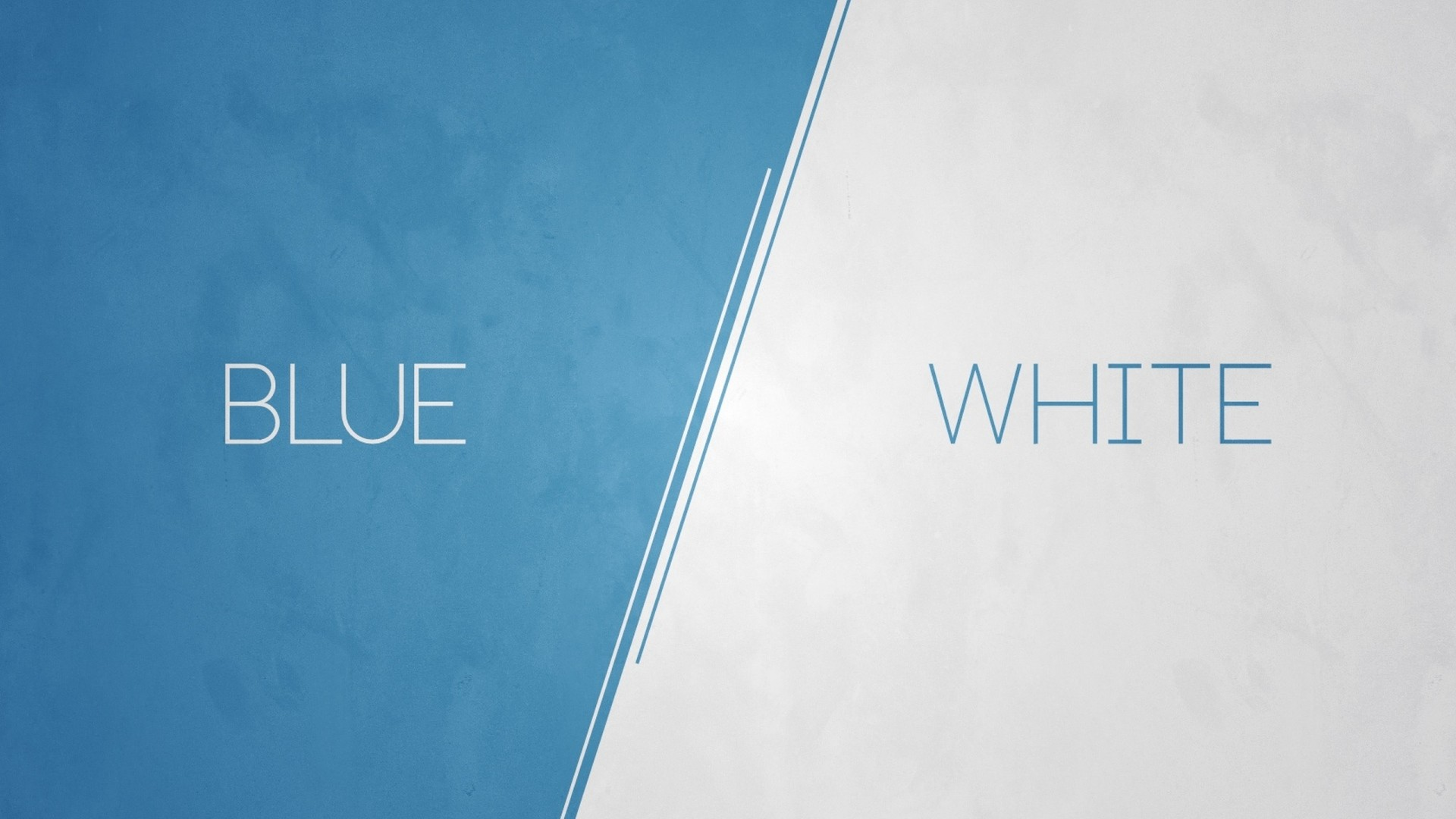 1920x1080 Preview wallpaper white, blue, lettering