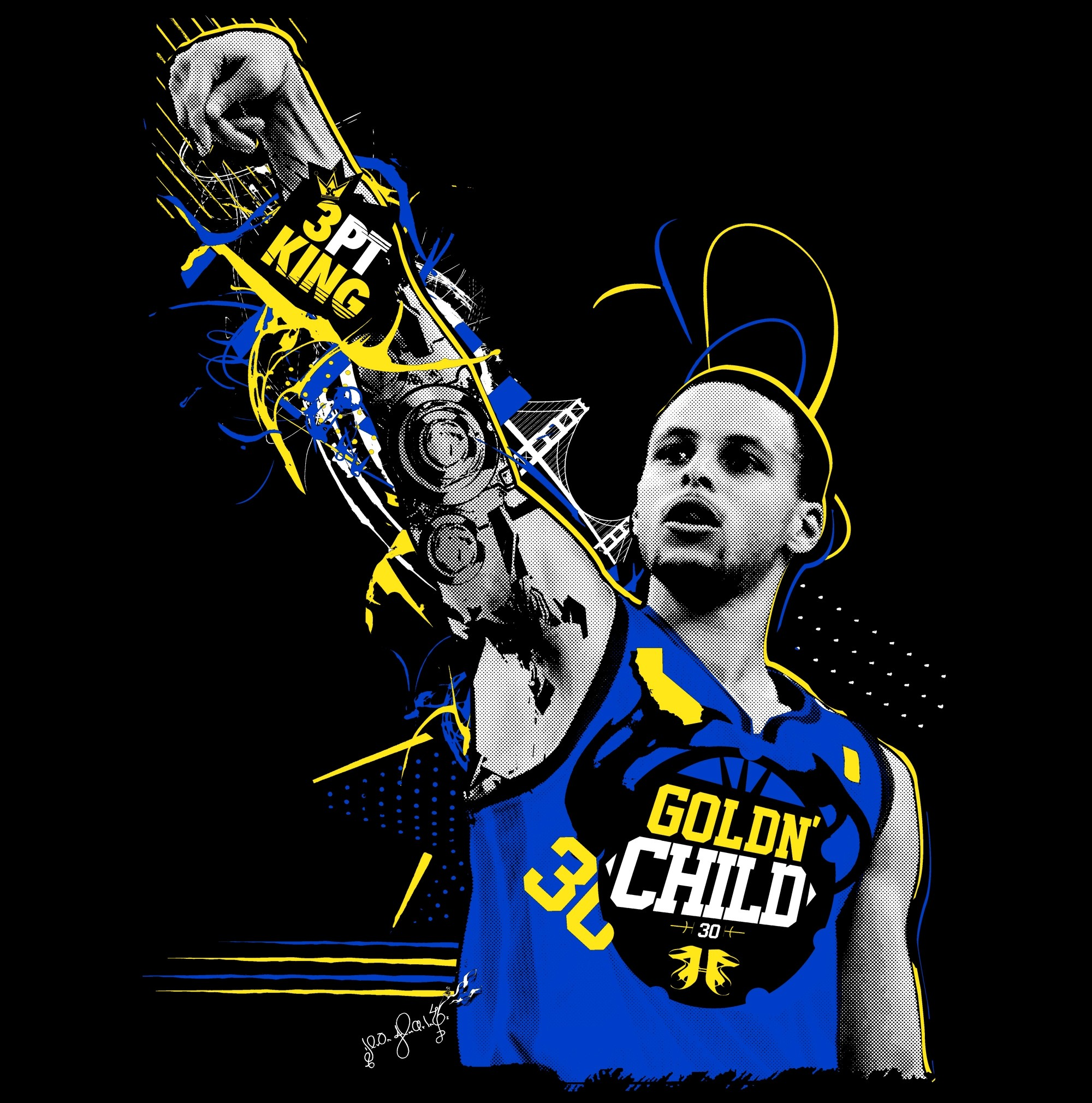 NBA Cartoon Wallpaper (71+ Images