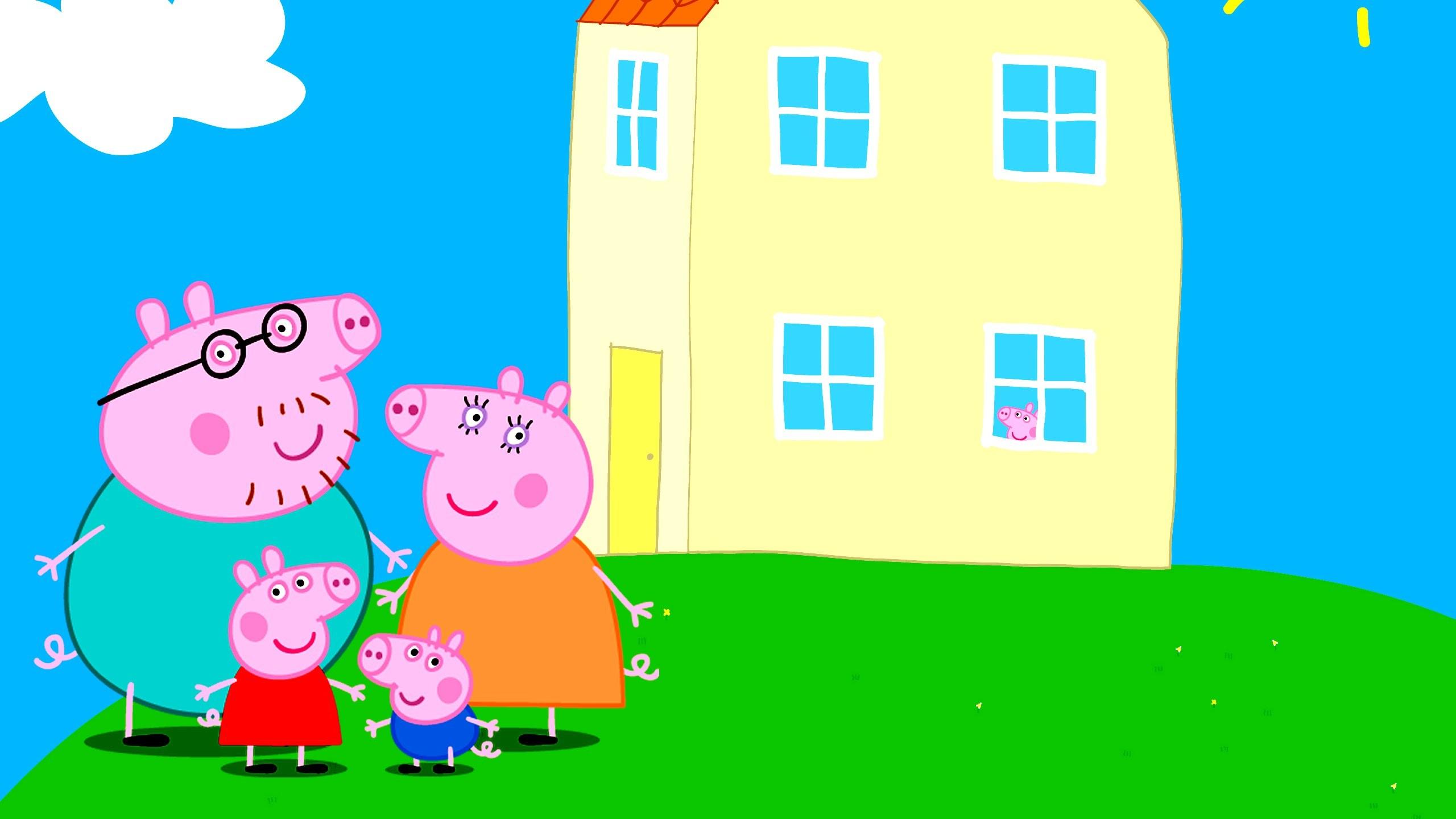 Peppa Pig Wallpaper 67 Images