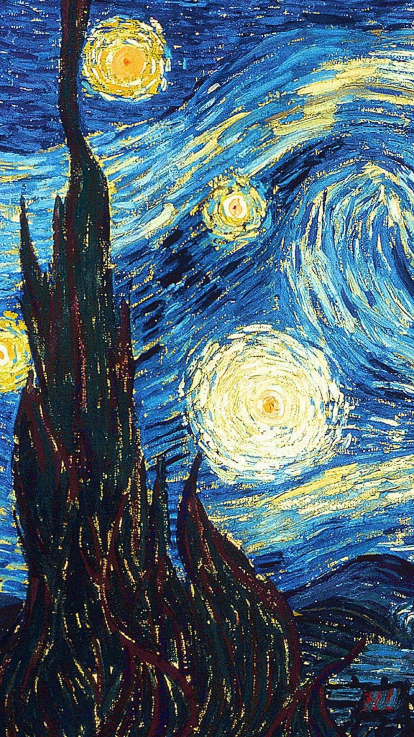 Vincent Van Gogh Wallpaper (63+ images)