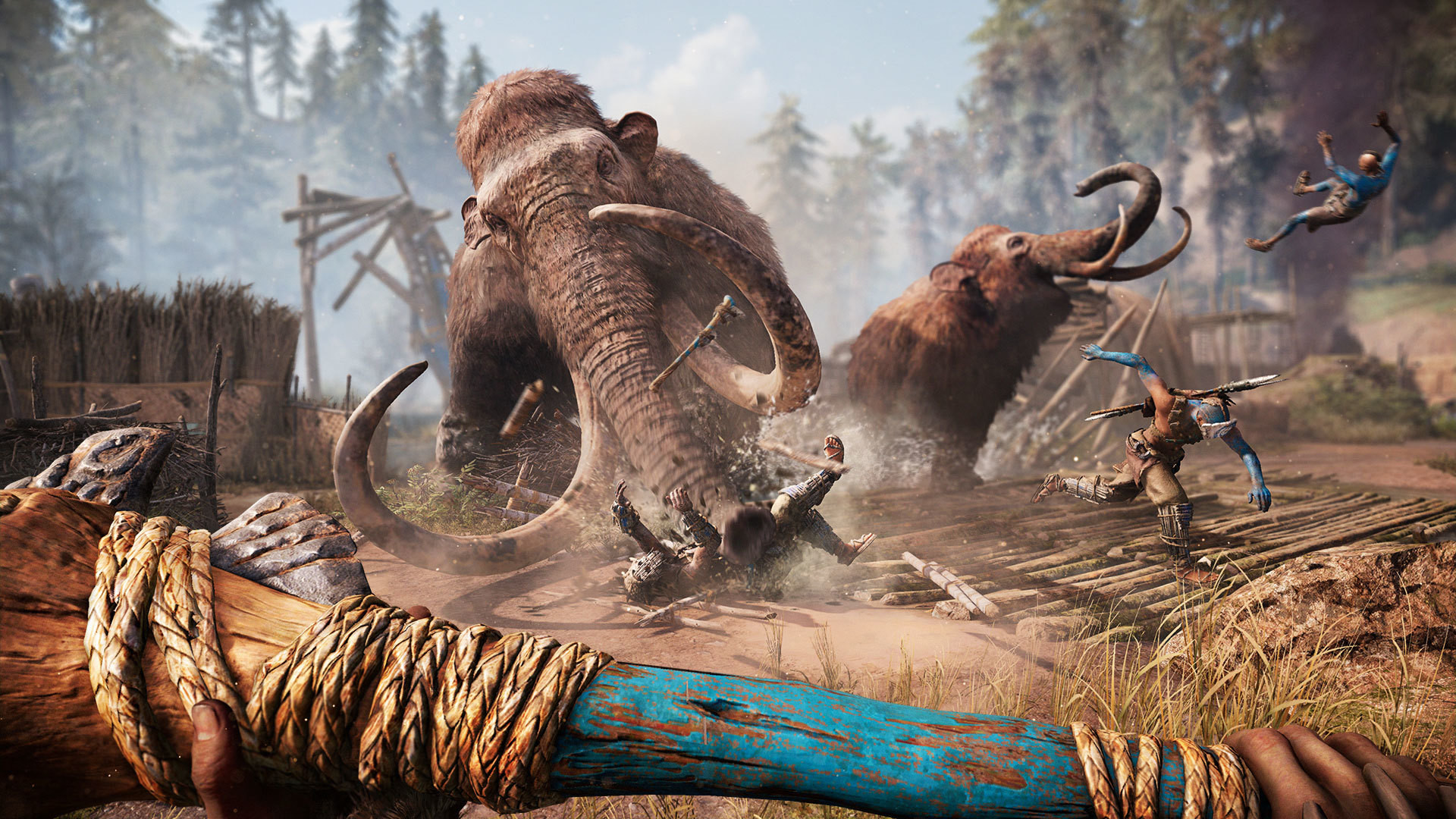 1920x1080 Far Cry Primal - HD Wallpaper Pack