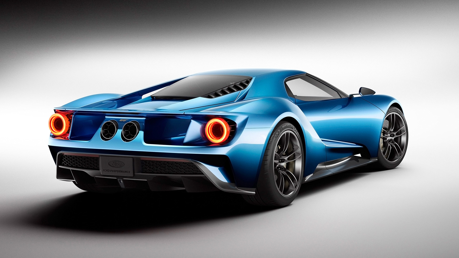 1920x1080 2017 Ford GT picture.