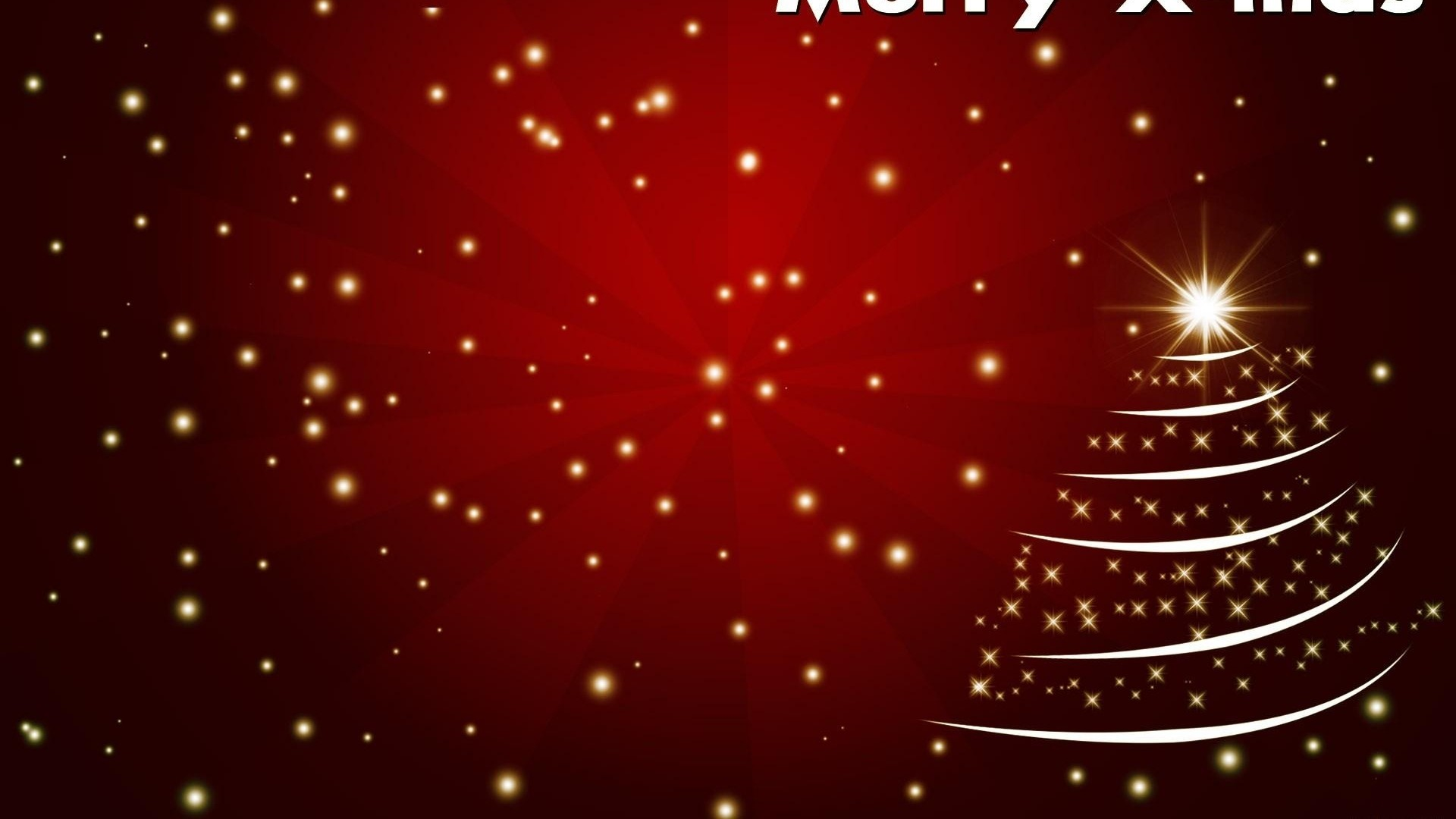 1920x1080  Wallpaper christmas tree, stars, backgrounds, lettering, wishes,  holiday, christmas
