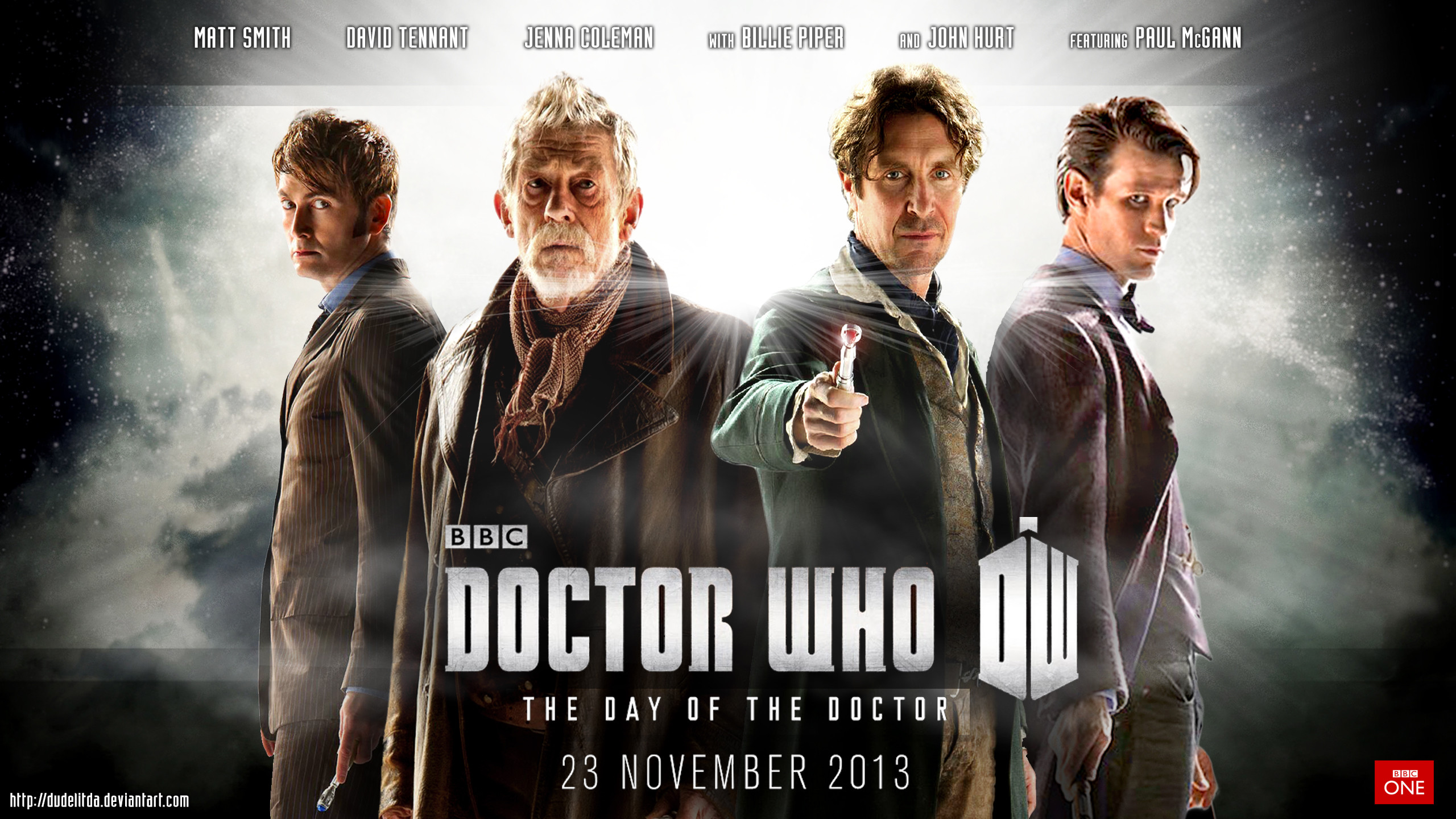 2560x1440 doctor who listen poster - Google Search