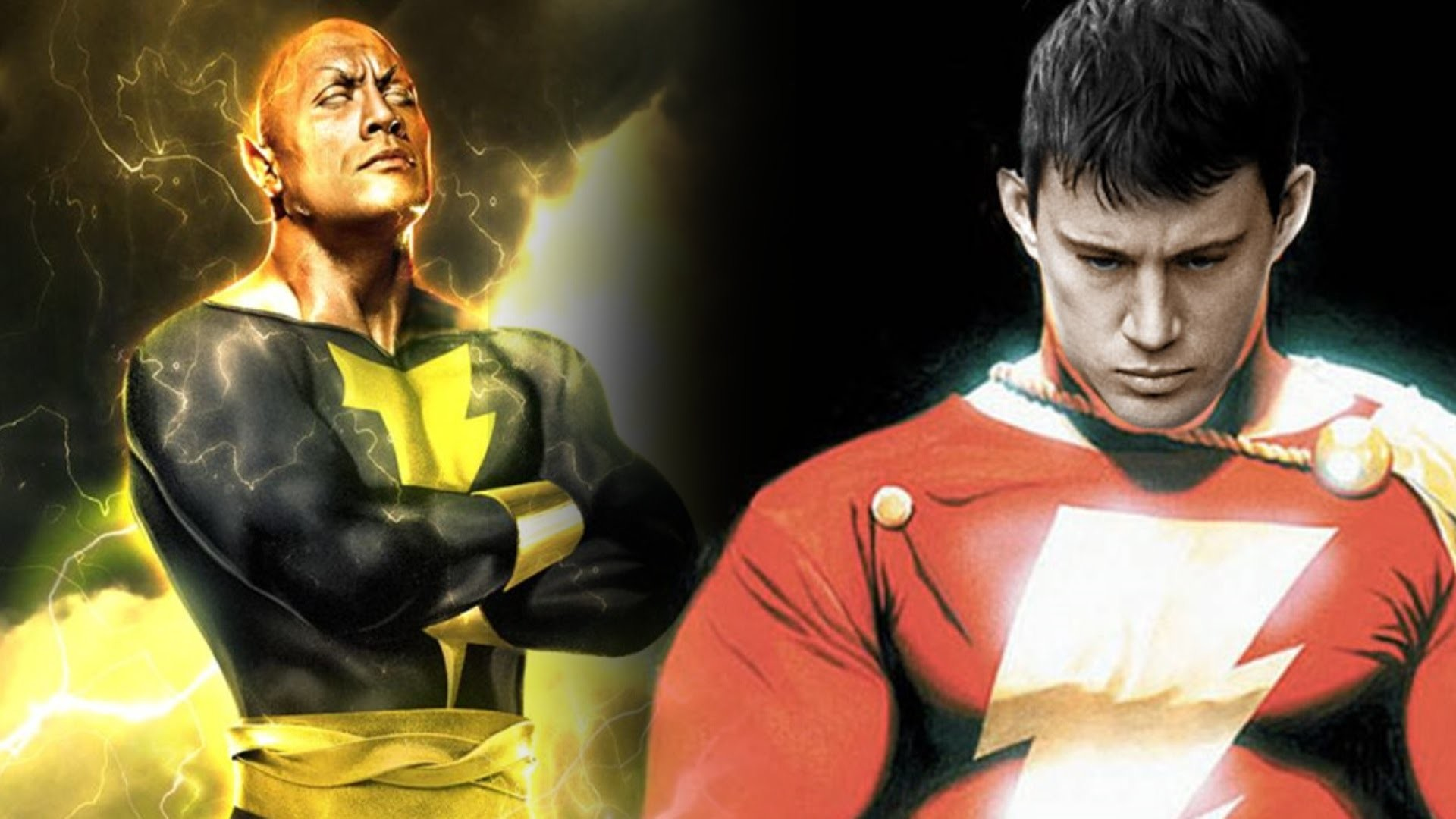 Shazam Wallpapers Hd 71 Images