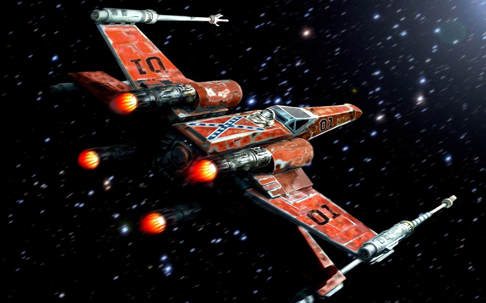 1920x1198 Wallpaper Rebel Alliance, X-wing, Star Wars, traitor flags