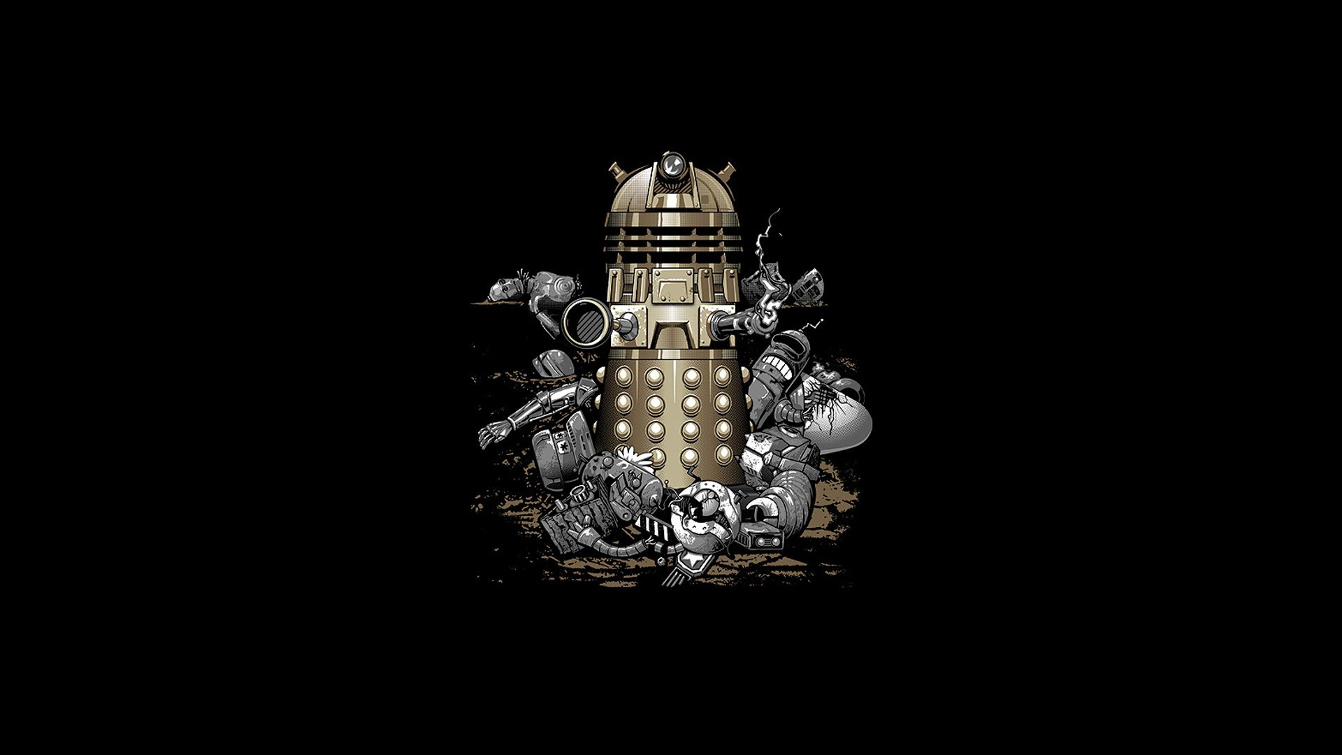 1920x1080 wallpaper Doctor Who · Daleks