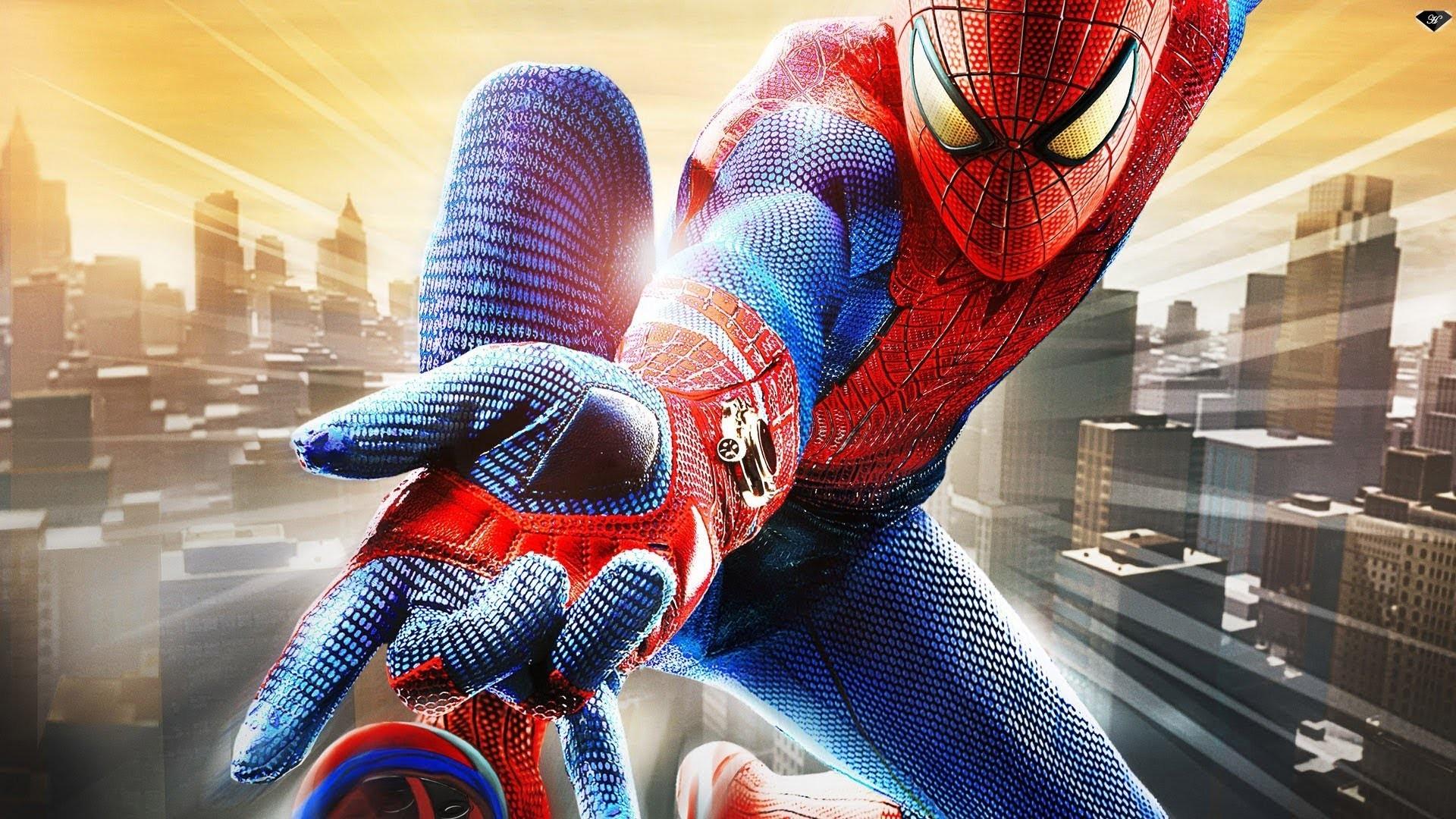 Spider man hd wallpapers 1080p 73 images - Man wallpaper ...