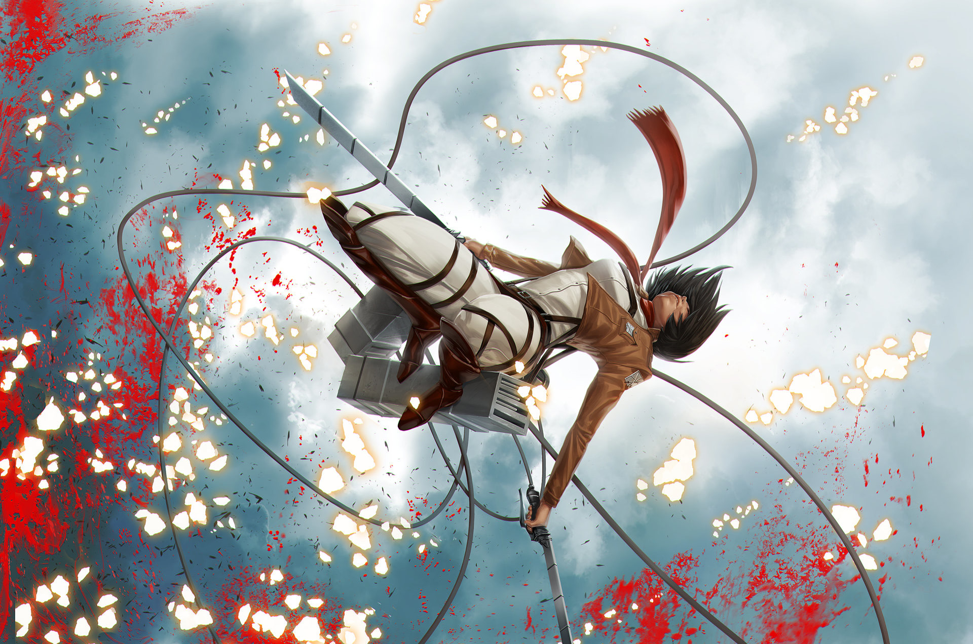 Attack On Titan Mikasa Ackerman Wallpapers (82+ Images