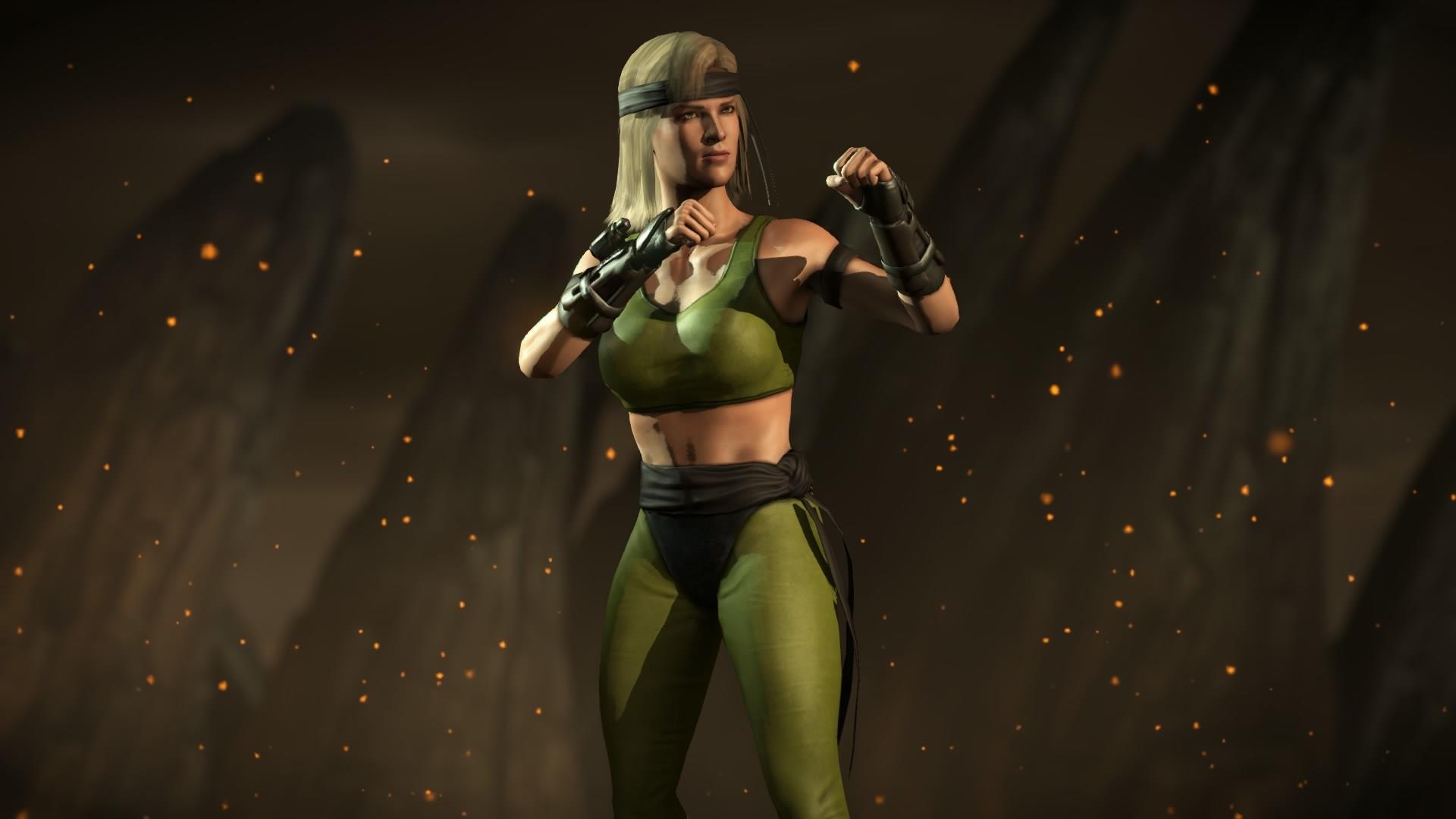 Mortal Kombat Sonya Blade Wallpaper 85 Images