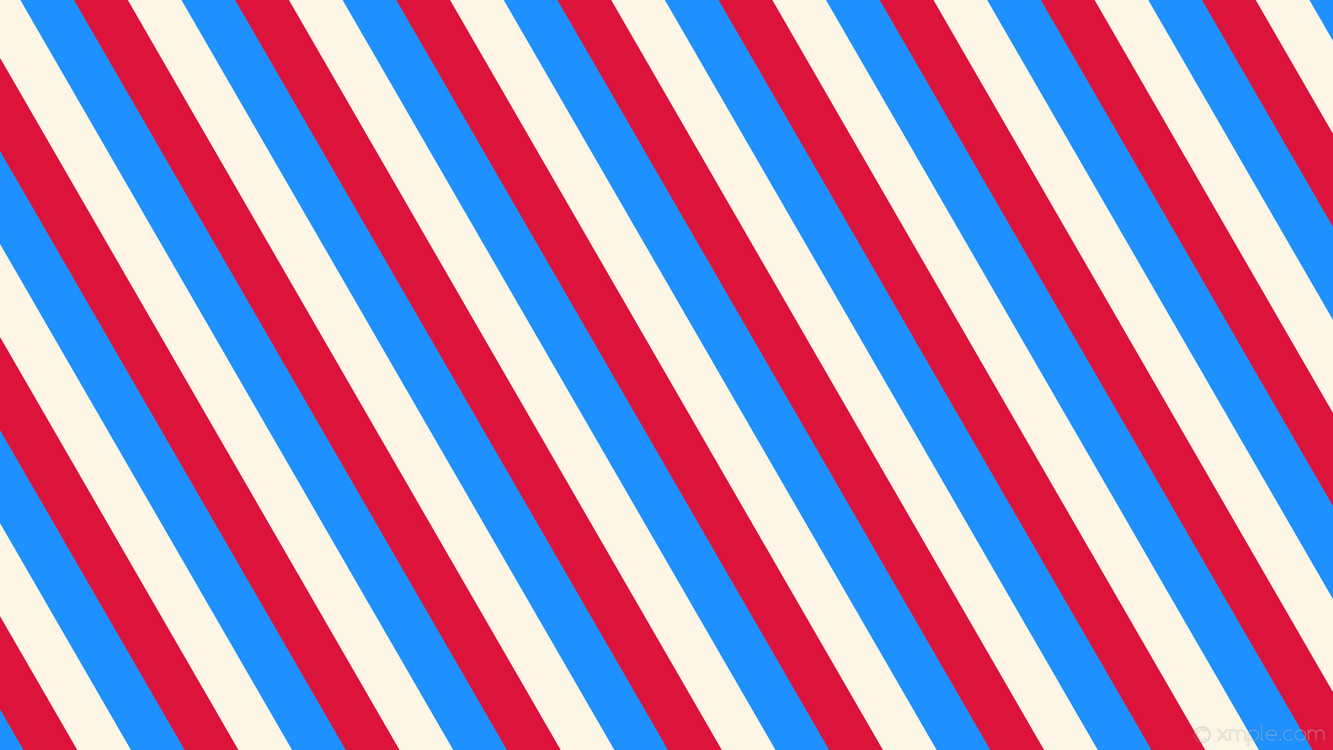 1920x1080 Red White And Blue Striped Wallpaper