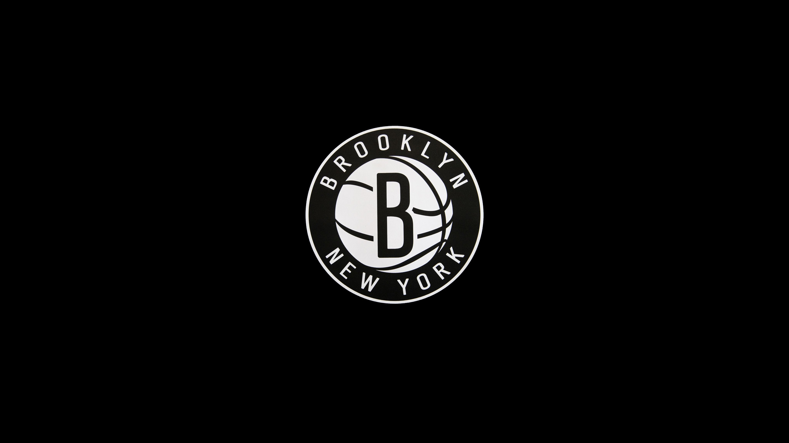 2560x1440 Brooklyn Nets Wallpaper