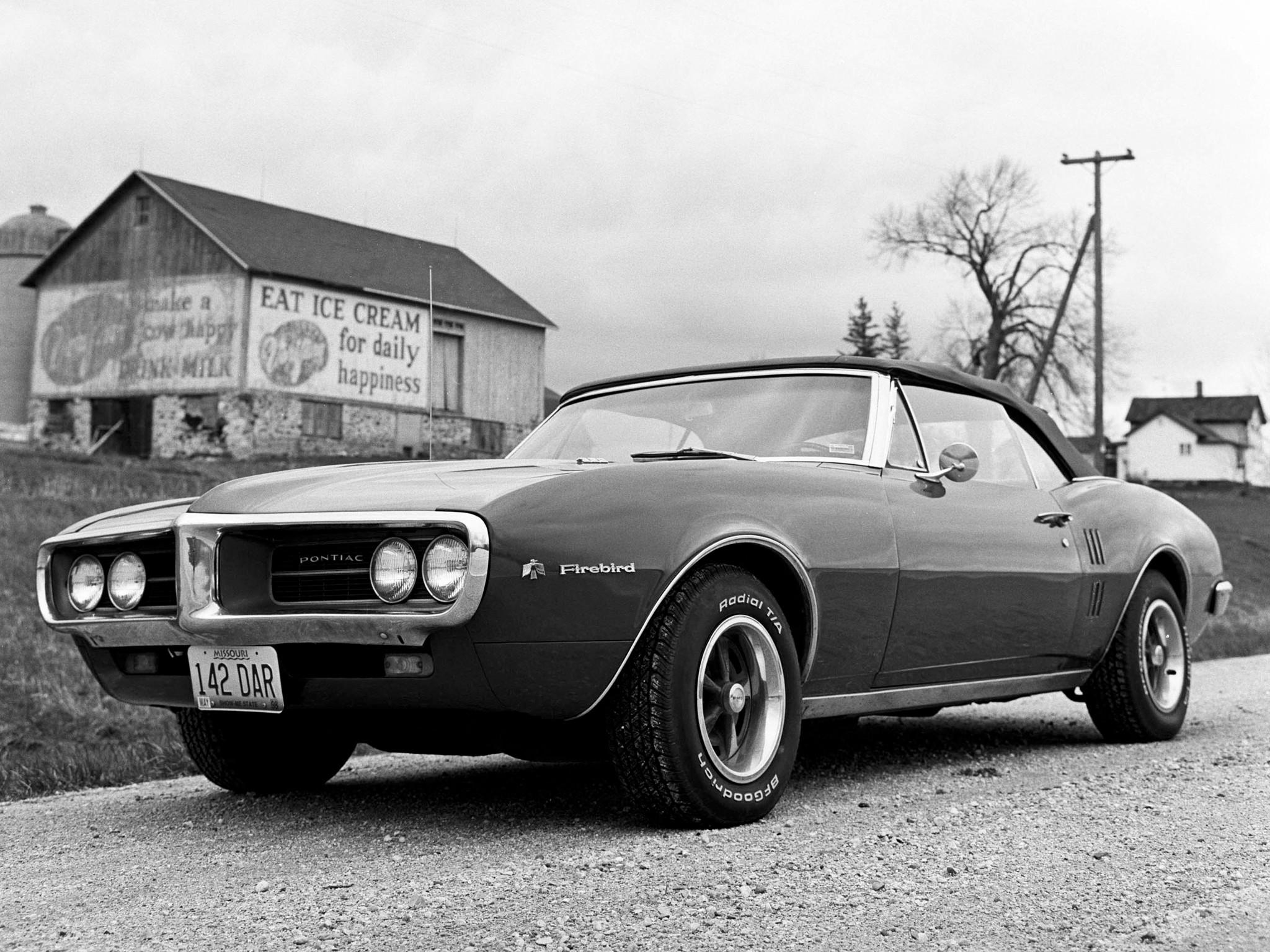 Pontiac Firebird Wallpaper 67 Images