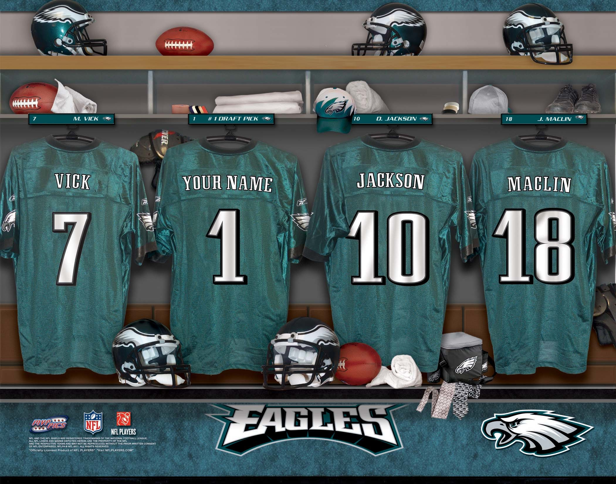 2100x1650 Philadelphia Eagles 2013 HD Desktop Wallpaper