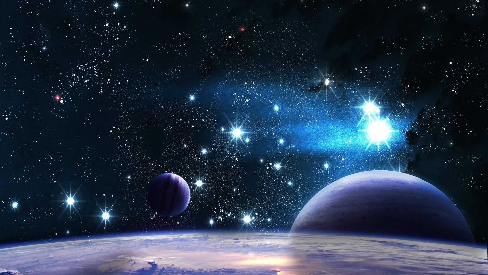 1920x1080 Art Planet Space Wallpaper 1080p Hd Real