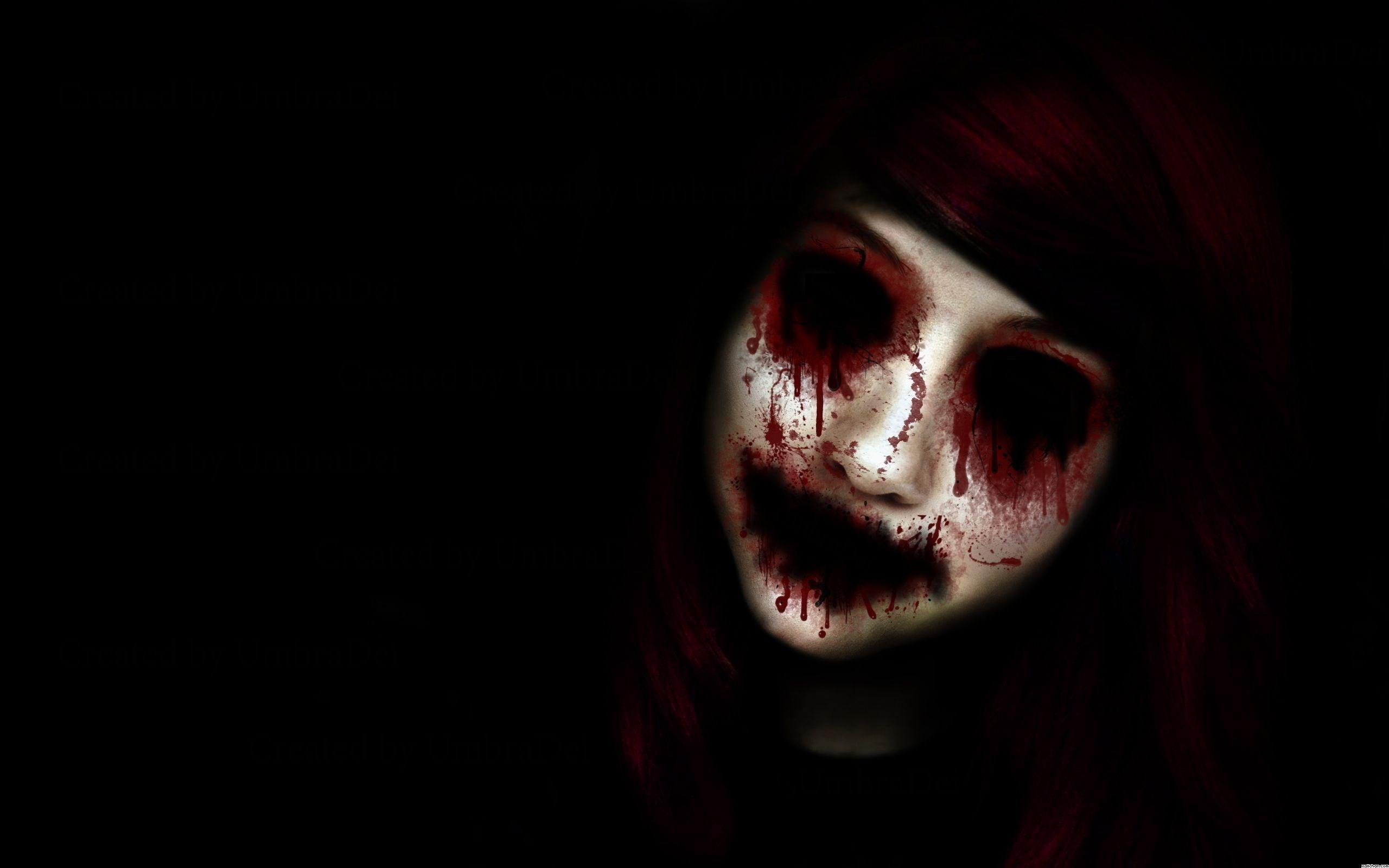 Creepy Hd Wallpaper: Scary Clown HD Wallpaper (73+ Images