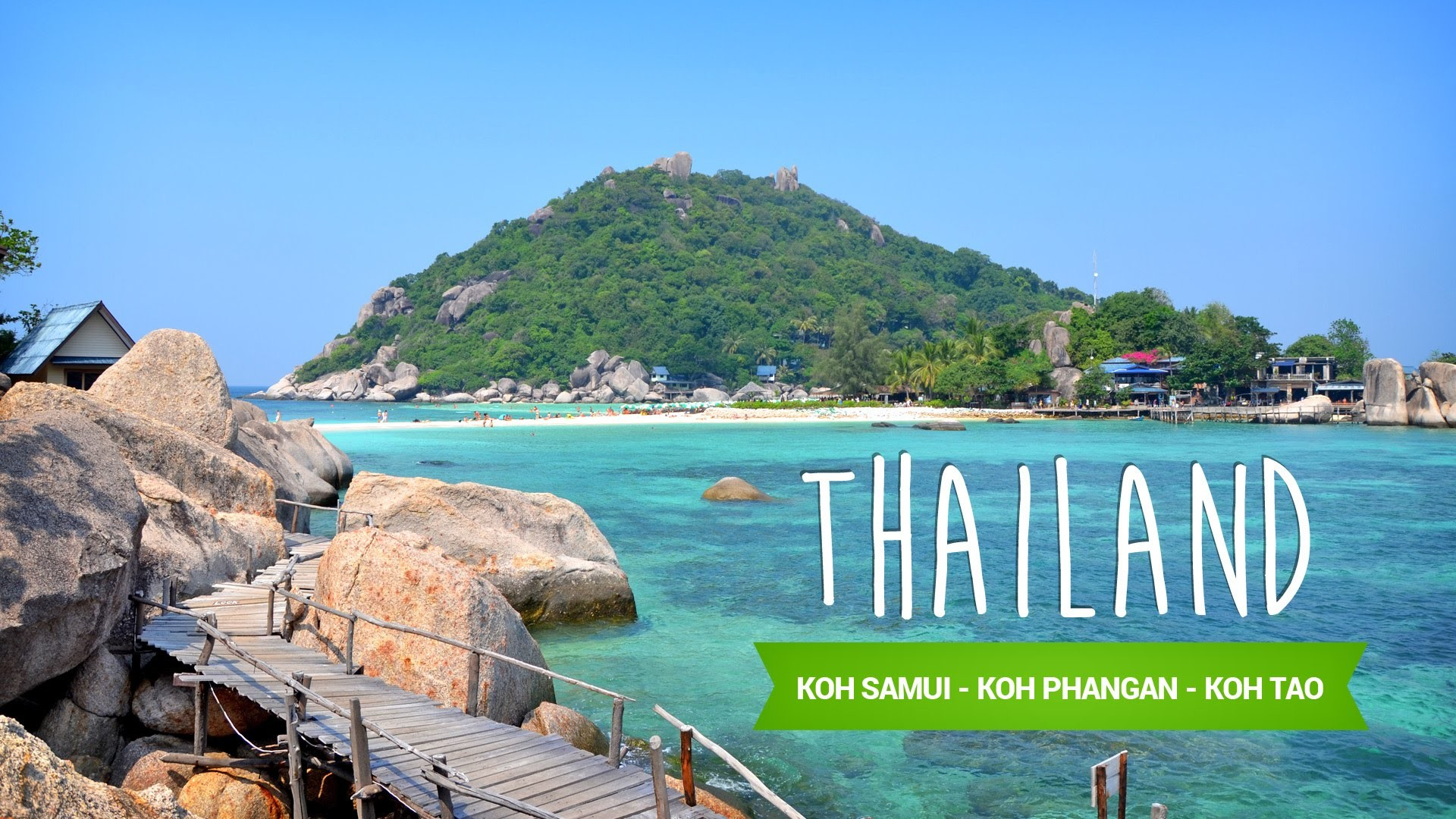 1920x1080 Thailand Backpacking Trip 2015 - Koh Samui, Koh Phangan, Koh Tao - YouTube