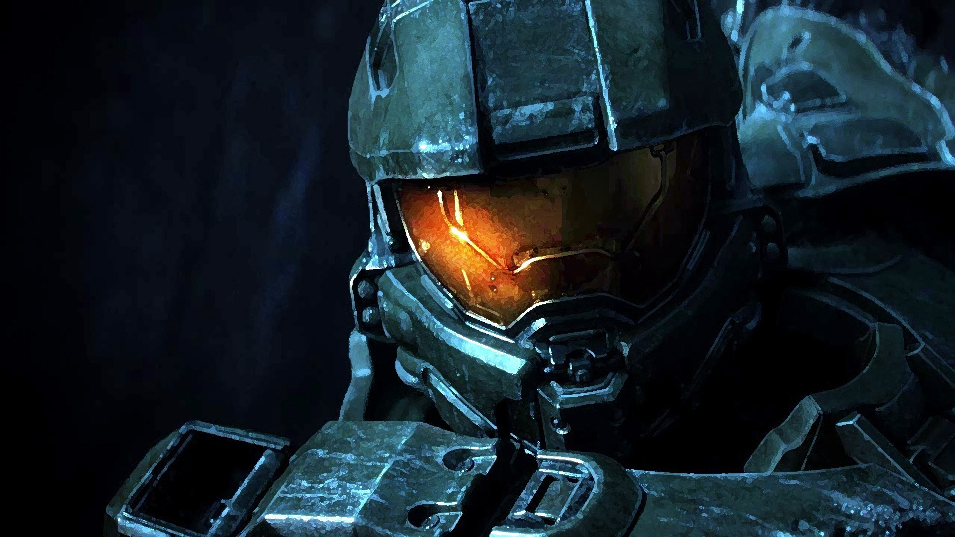 1920x1080 game halo master chief wallpaper