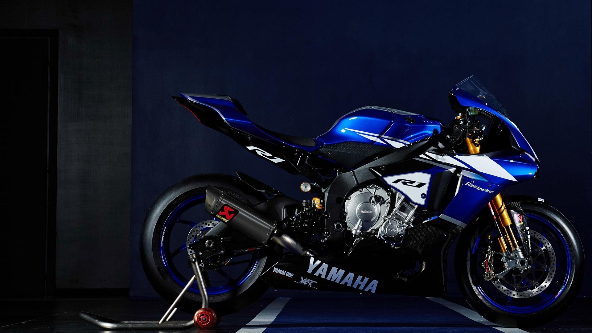 Yamaha r1 wallpaper 72 images for Fond ecran r6