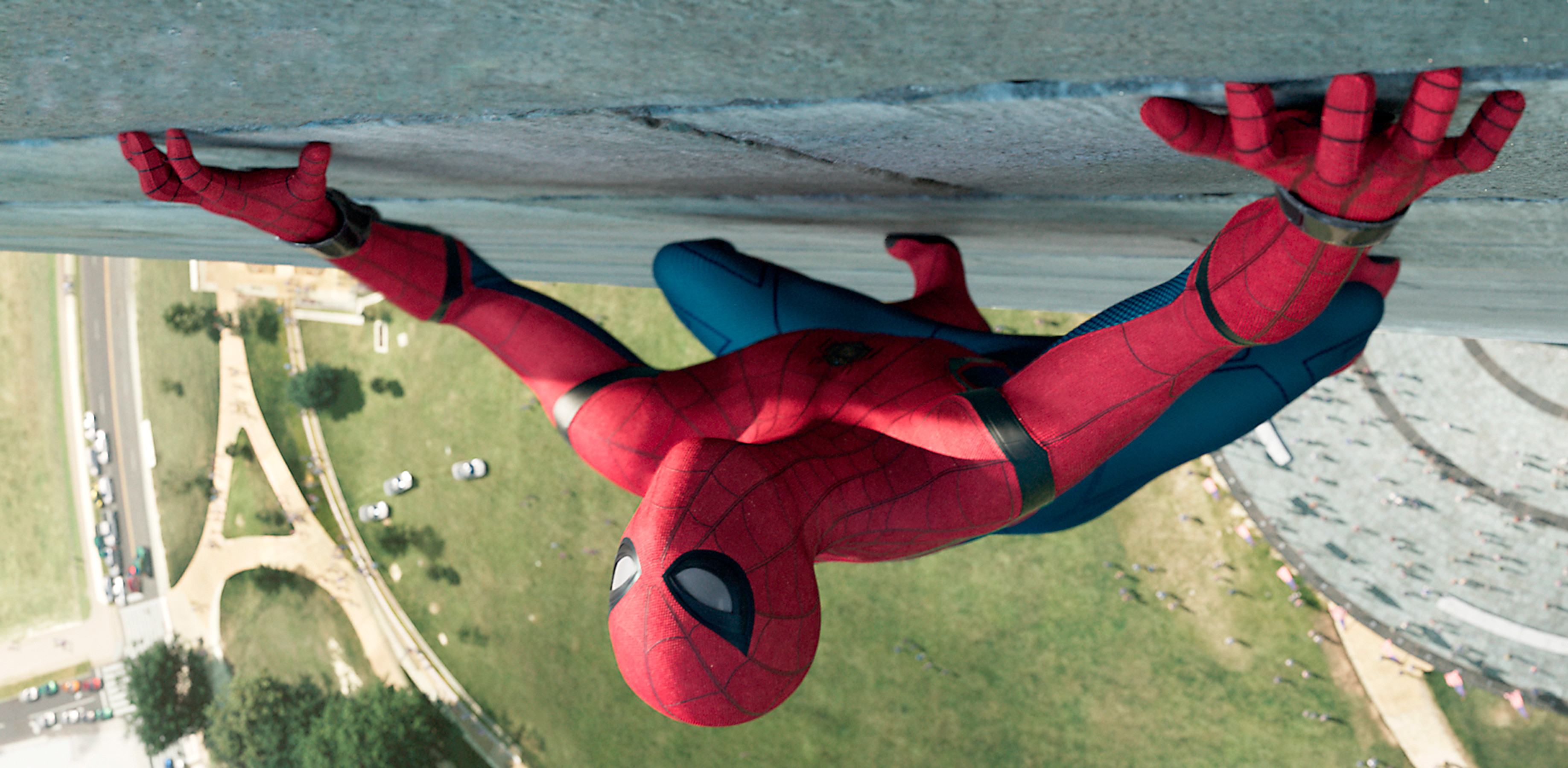 3673x1800 Spider-Man Spider-Man: Homecoming · HD Wallpaper | Background ID:850852