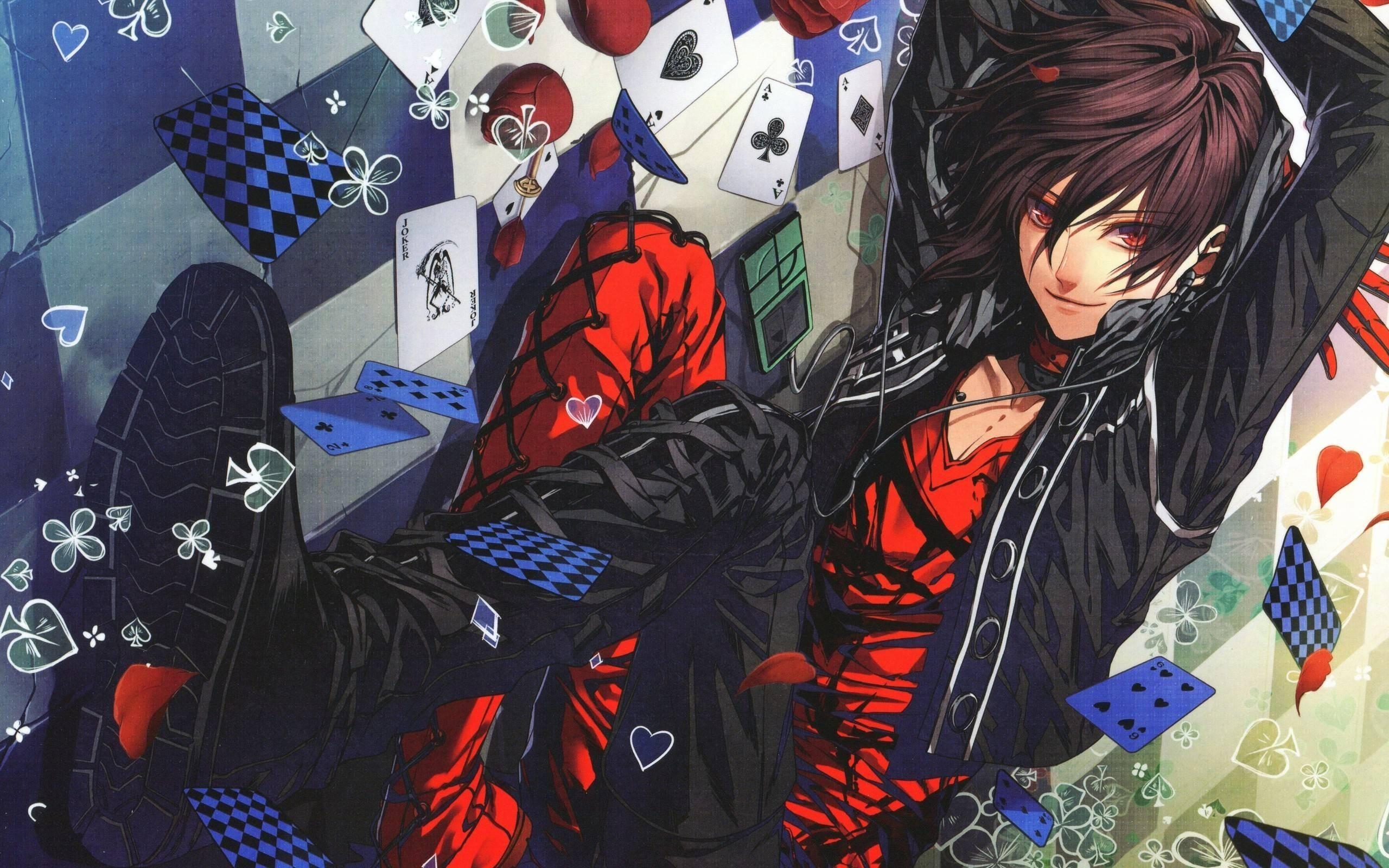 Anime Boy Wallpaper Hd 68 Images
