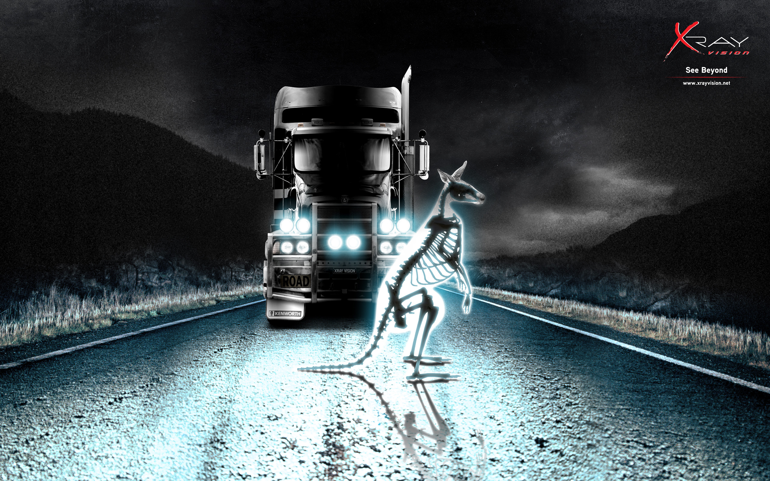 Xray Music Wallpapers: Kenworth Wallpaper (73+ Images