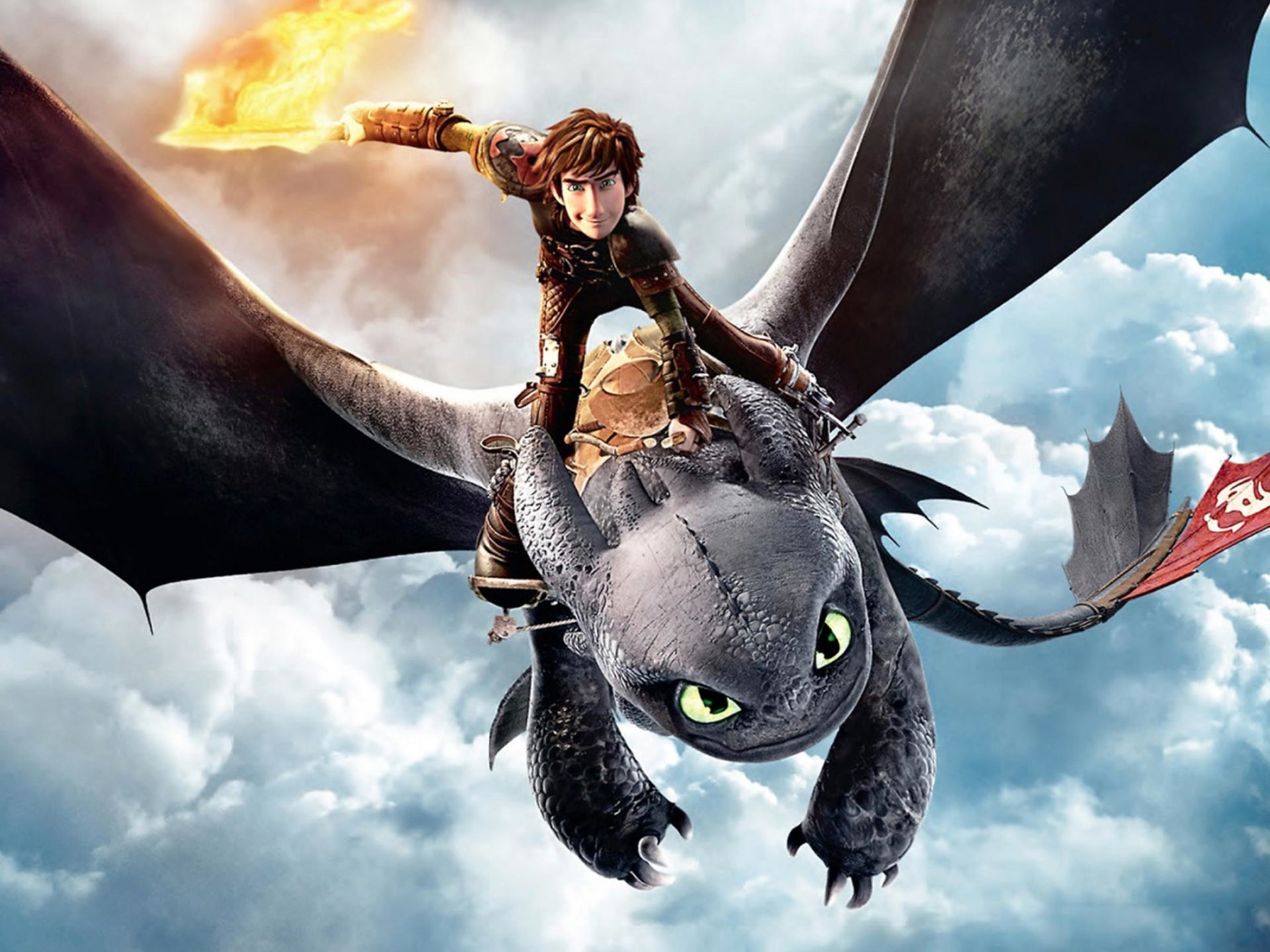 1920x1440 How To Train Your Dragon Wallpaper