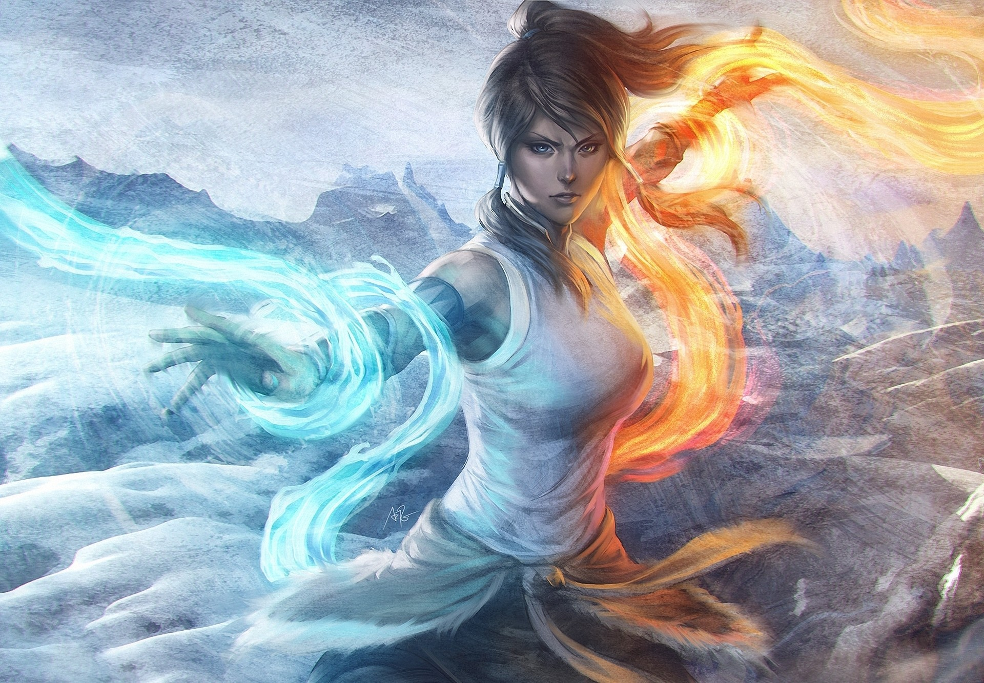 1920x1333 Anime - Avatar: The Legend Of Korra Korra (The Legend Of Korra) Wallpaper