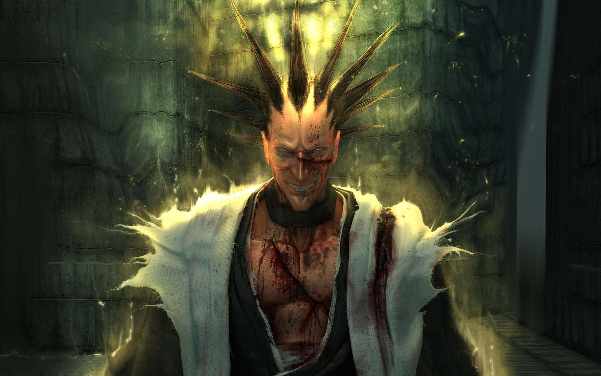 1920x1200 Zaraki Kenpachi HD Wallpapers - HD Wallpapers Inn
