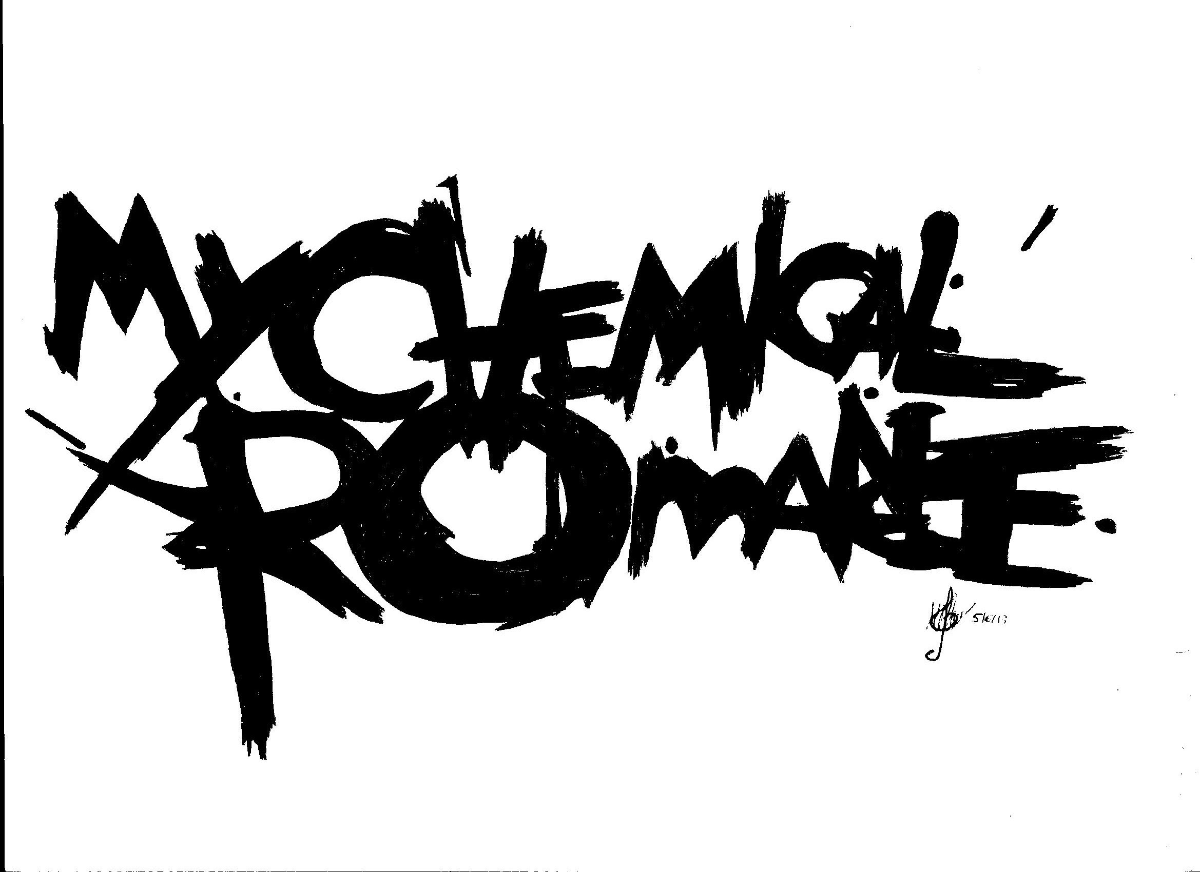 2338x1700 My Chemical Romance Logo by selvaya-guetta on DeviantArt