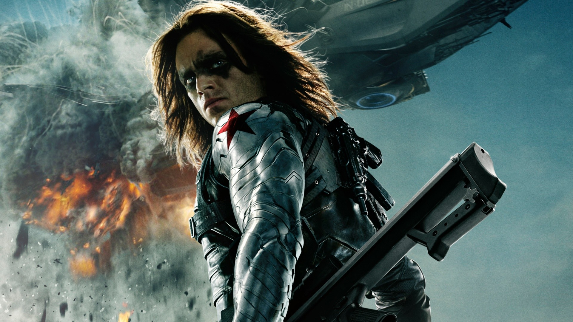 1920x1080 Marvel Live-action Filme Hintergrund probably containing a fire, a hip  boot, and. captain america winter soldier.