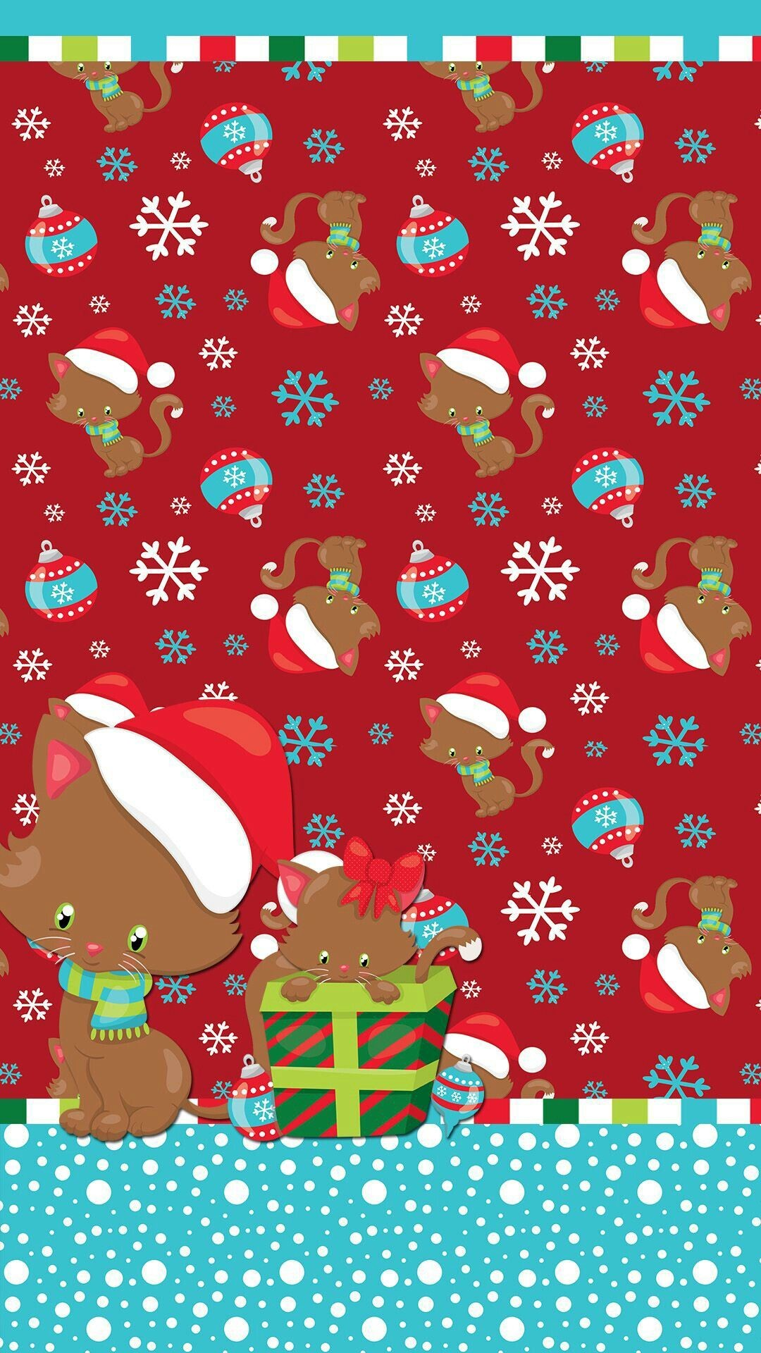 Hello Kitty Merry Christmas Wallpaper 65 Images