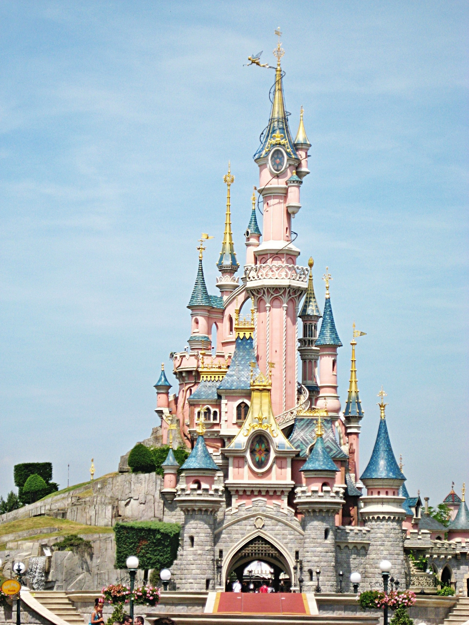 1920x2560 Disney Princess images The Sleeping Beauty Castle @ Disneyland, Paris HD  wallpaper and background photos