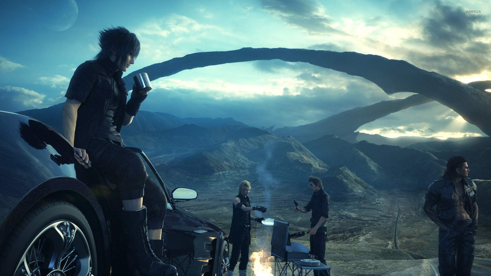1920x1080 Final Fantasy XV [3] wallpaper