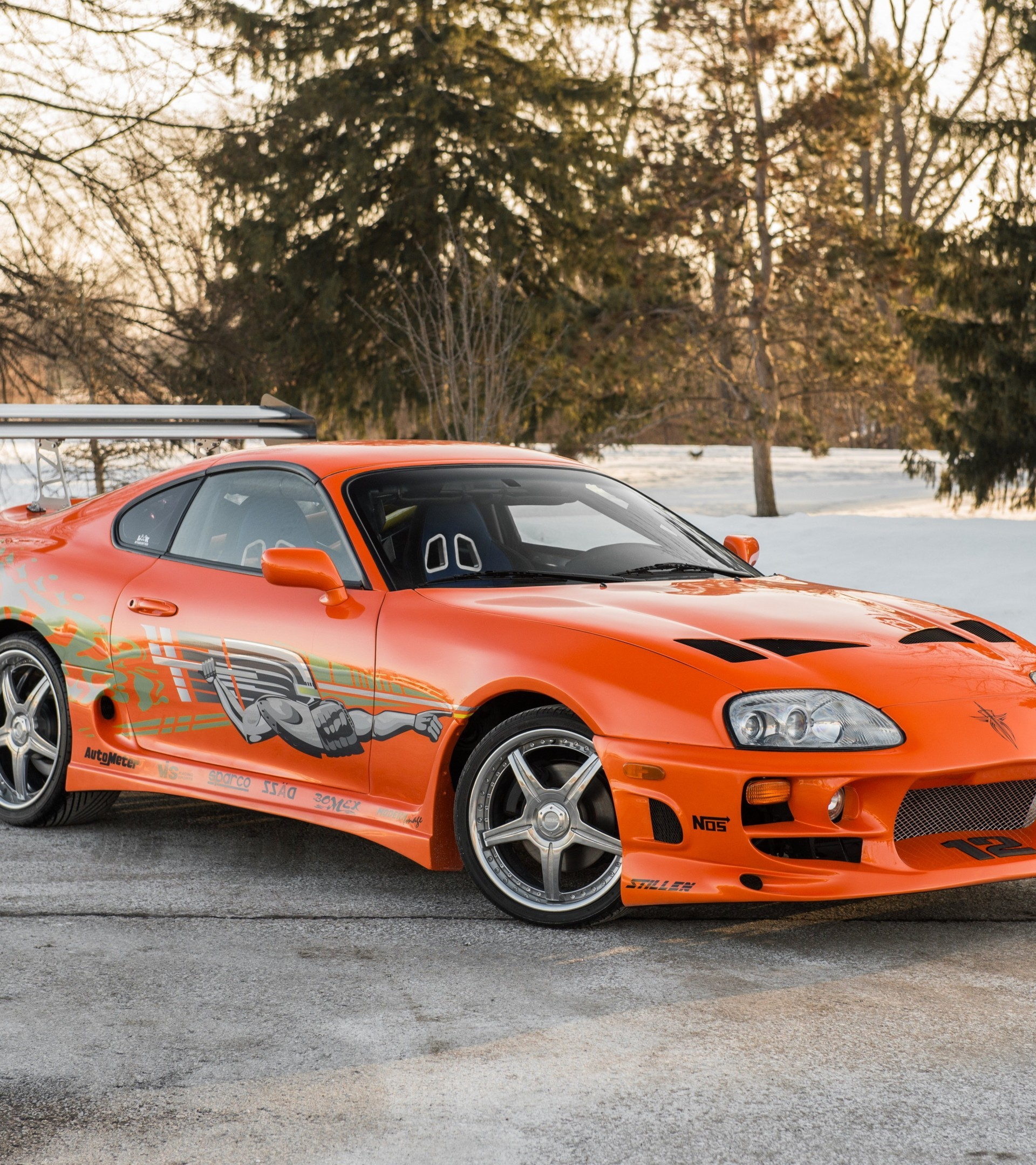 Toyota Car Wallpaper: The Fast And The Furious Wallpapers (68+ Images