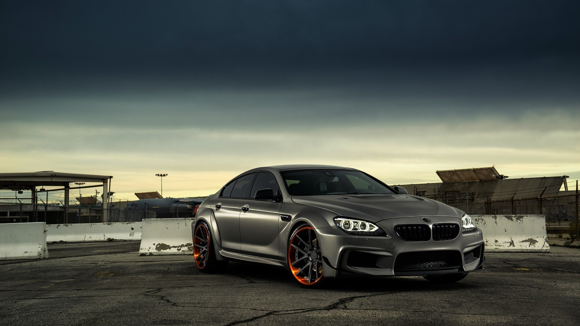 1920x1080 BMW M6 Tuning Crystal City Car 2014 | El Tony .