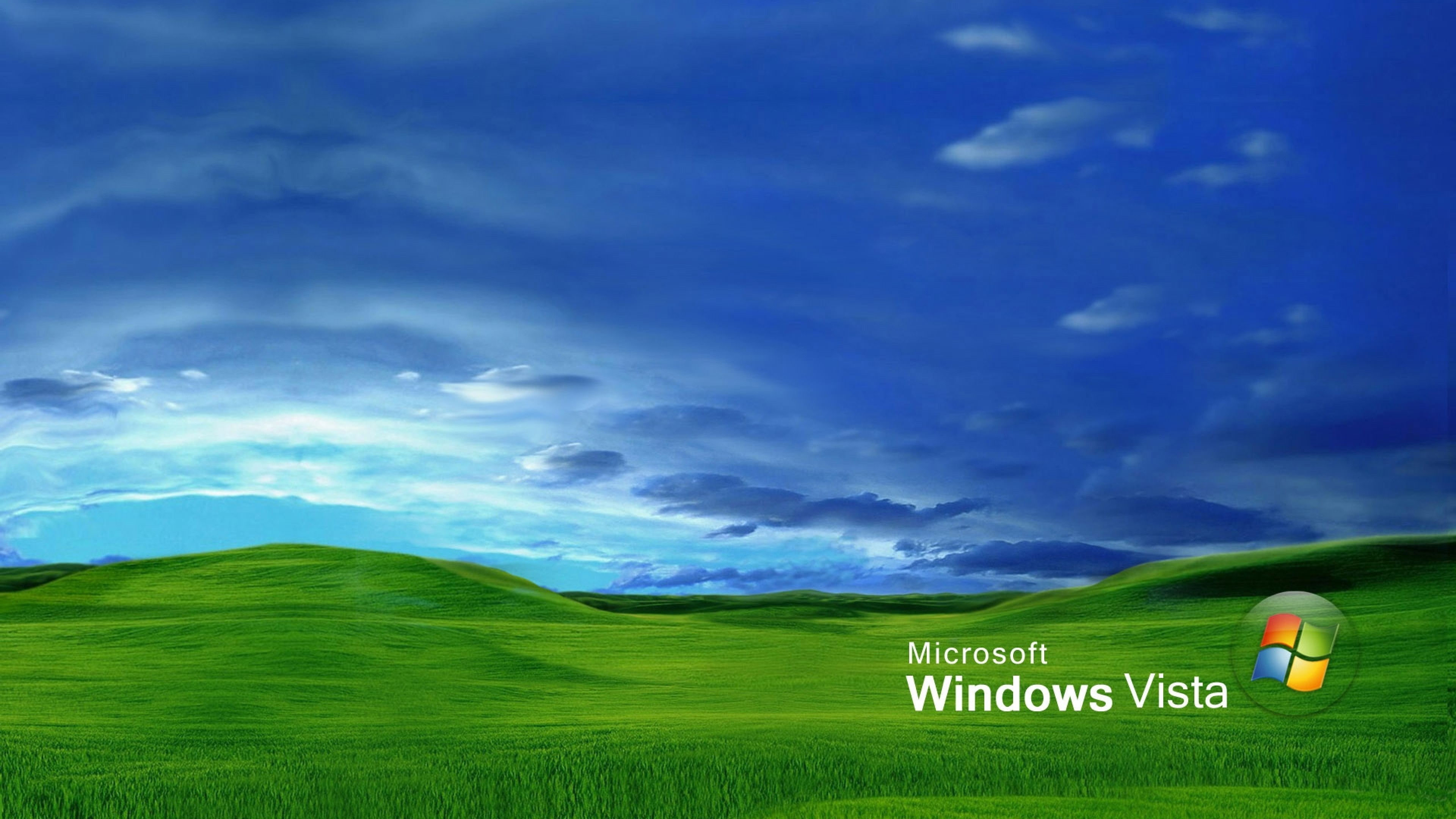 3840x2160 Windows Vista HD Wallpaper