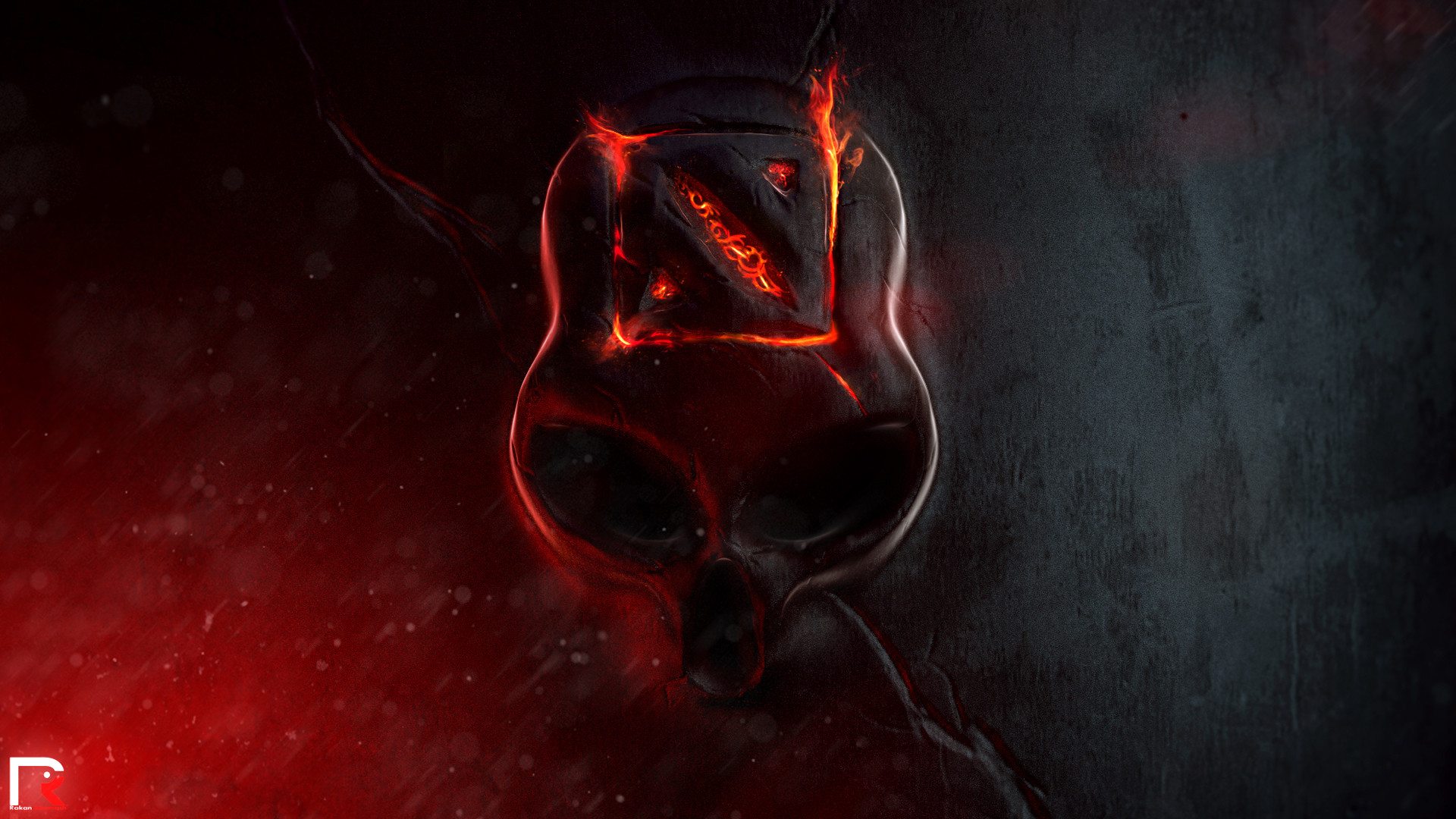1920x1200 Feed Pictures Flaming Skull Wallpaper Hd For Free Backgrounds Wallpapers