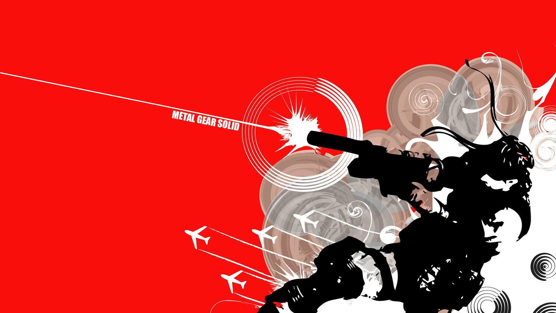 1920x1080 Metal Gear Solid 1080p HD Gaming Wallpaper #2142 HD Game Wallpaper .