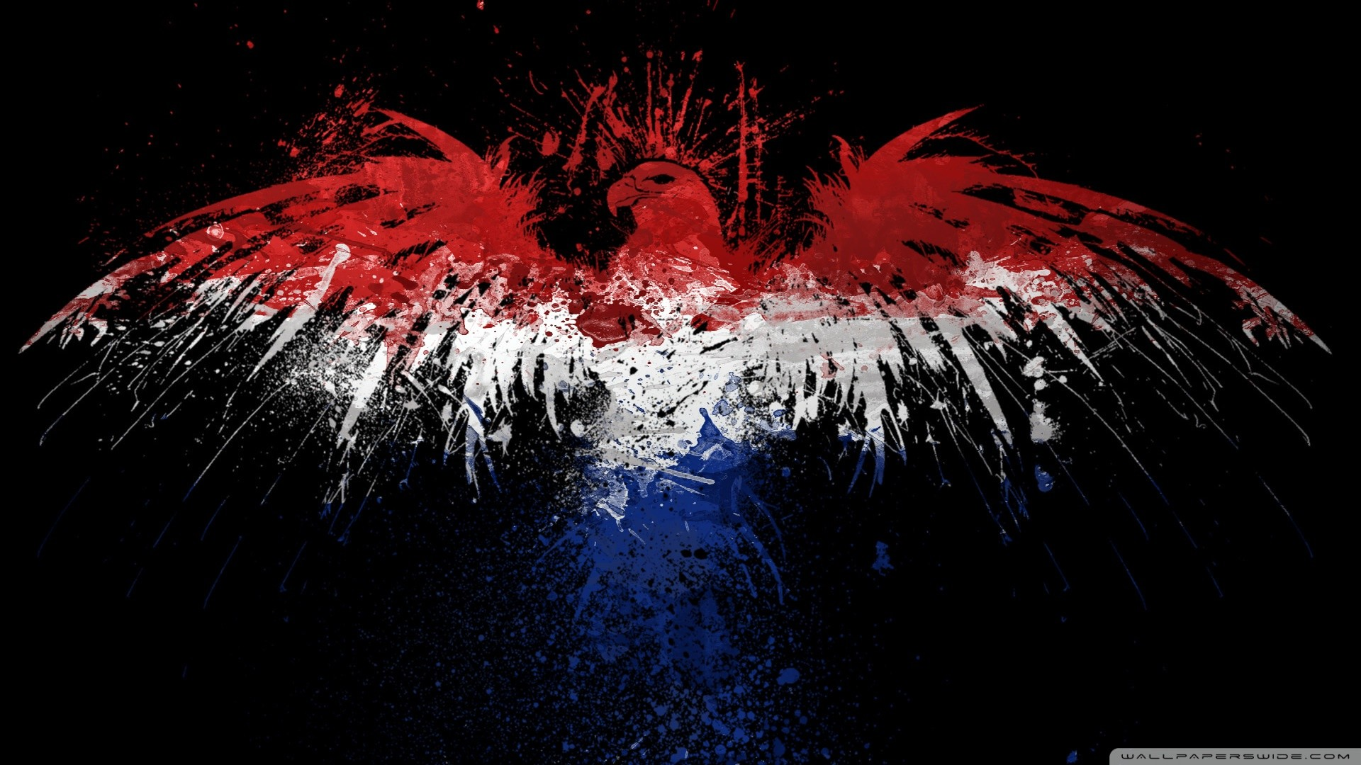 Patriotic Wallpaper Usa Flag Eagle: Eagle Flag Wallpaper (57+ Images