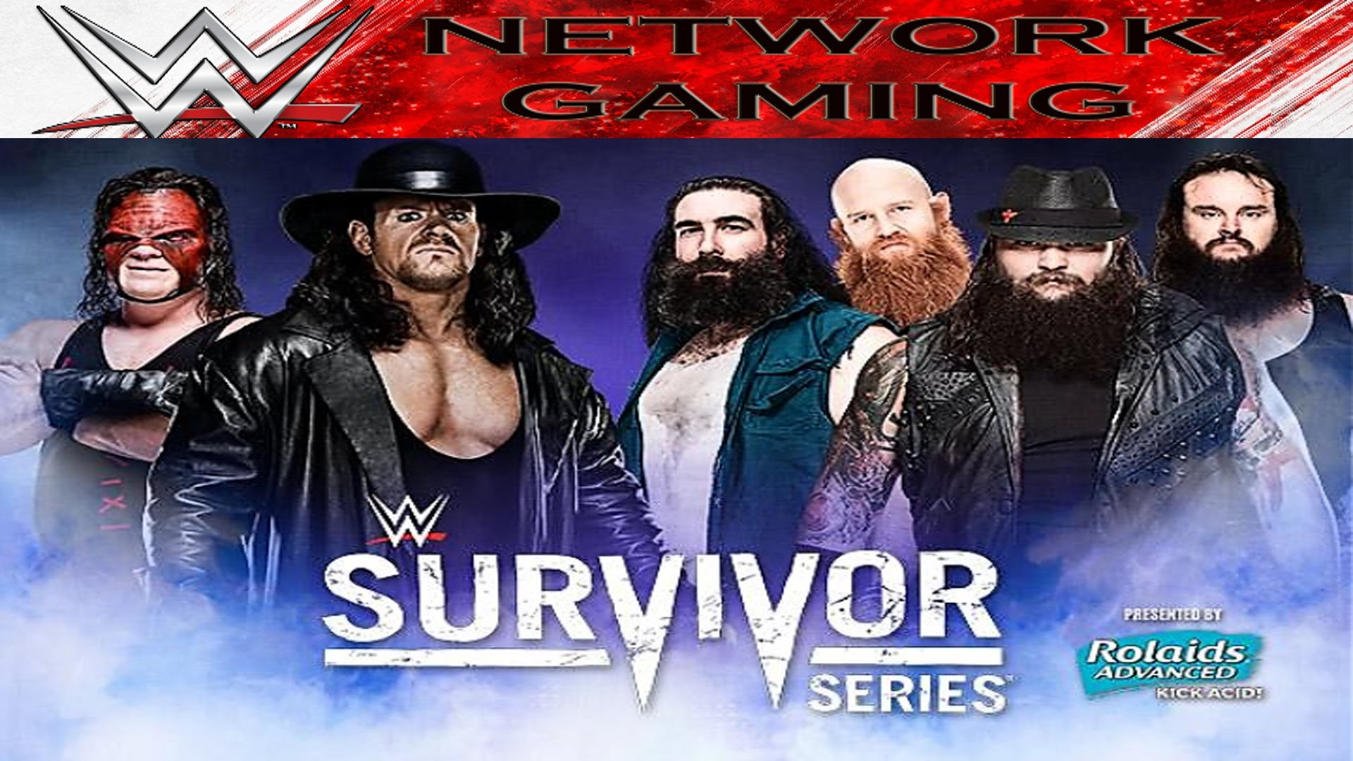 survivor series 2016 full match download