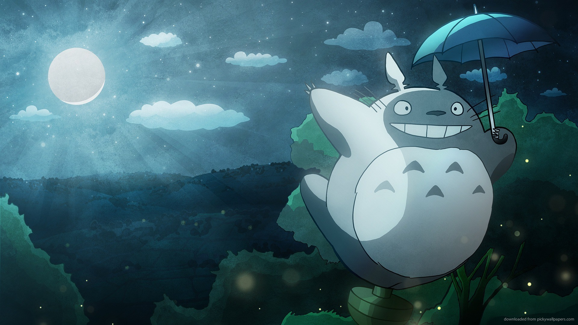 Totoro Background 63 Images