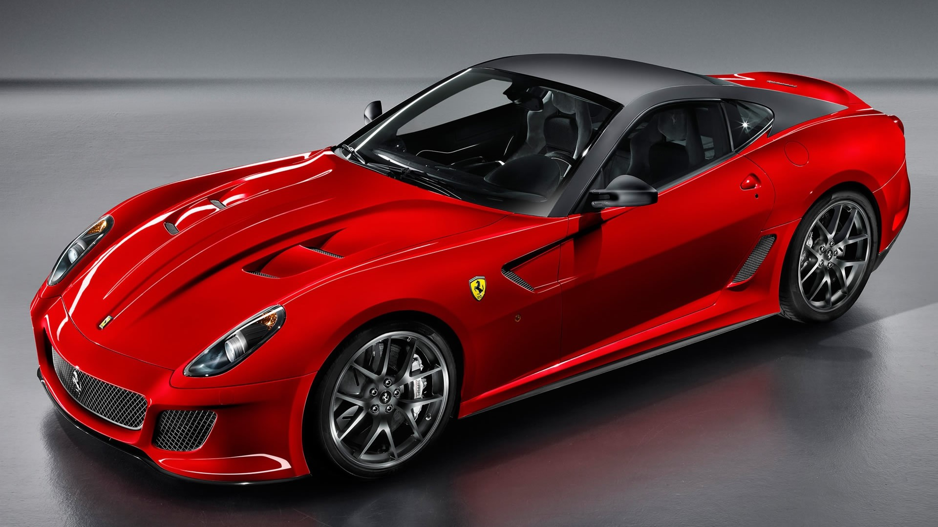 1920x1080 Preview wallpaper red, car, sporty, ride, ferrari