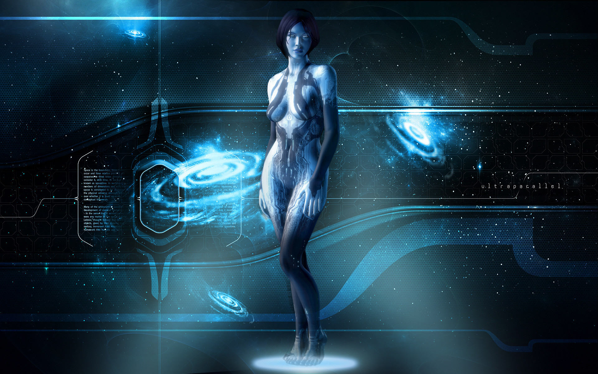 Cortana Animated Wallpaper Windows 10 71 Images