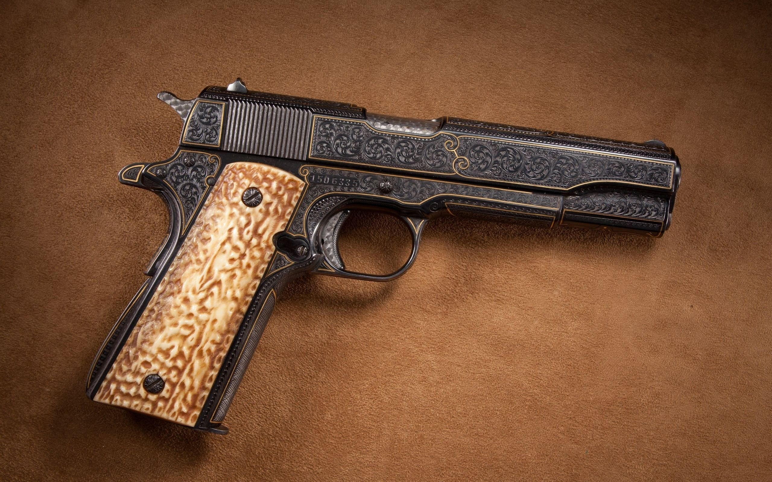 2560x1600 Weapons Guns Colt 1911 123825 ...