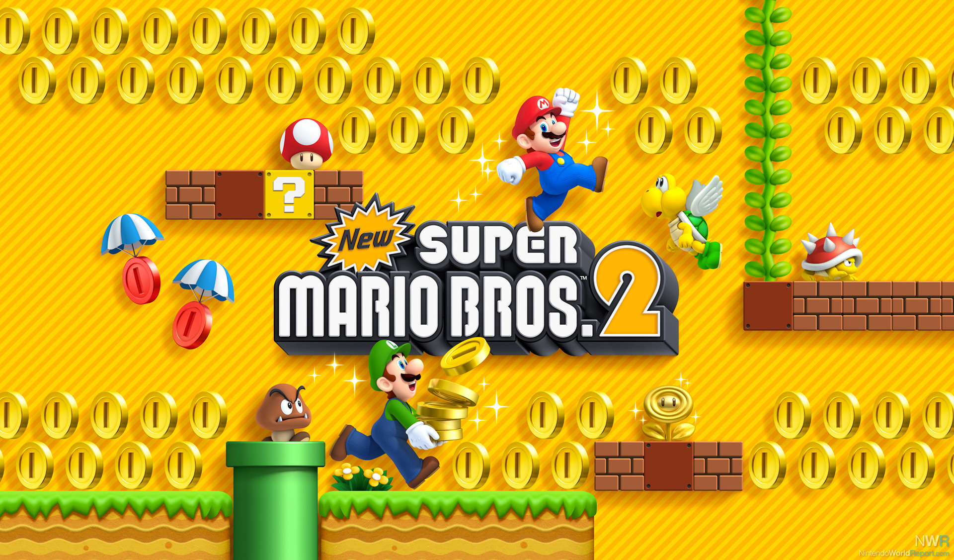 1920x1126 Why New Super Mario Bros. 2 Cannot Rest on the Original's Laurels -  Editorial - Nintendo World Report