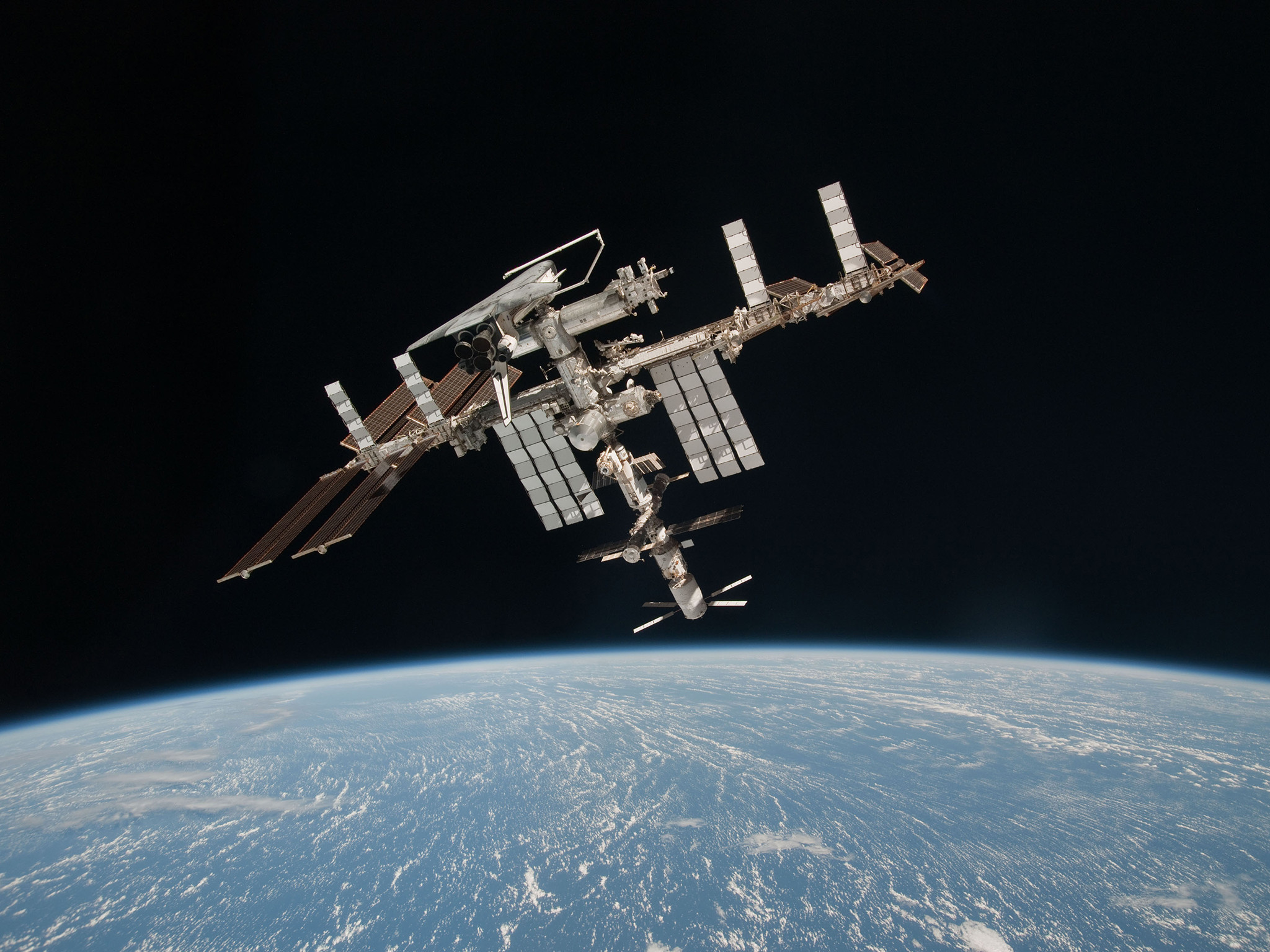 2048x1536 Five key scientific findings from 15 years of the International Space  Station | The Independent