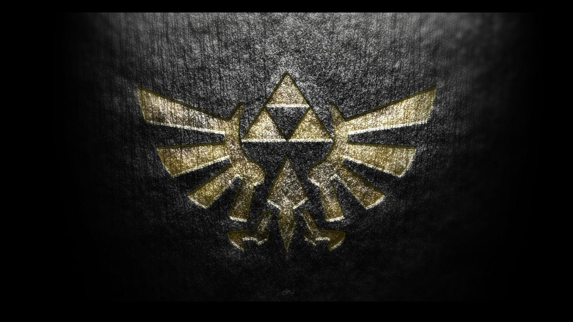 Legend Of Zelda Triforce Wallpaper 75 Images