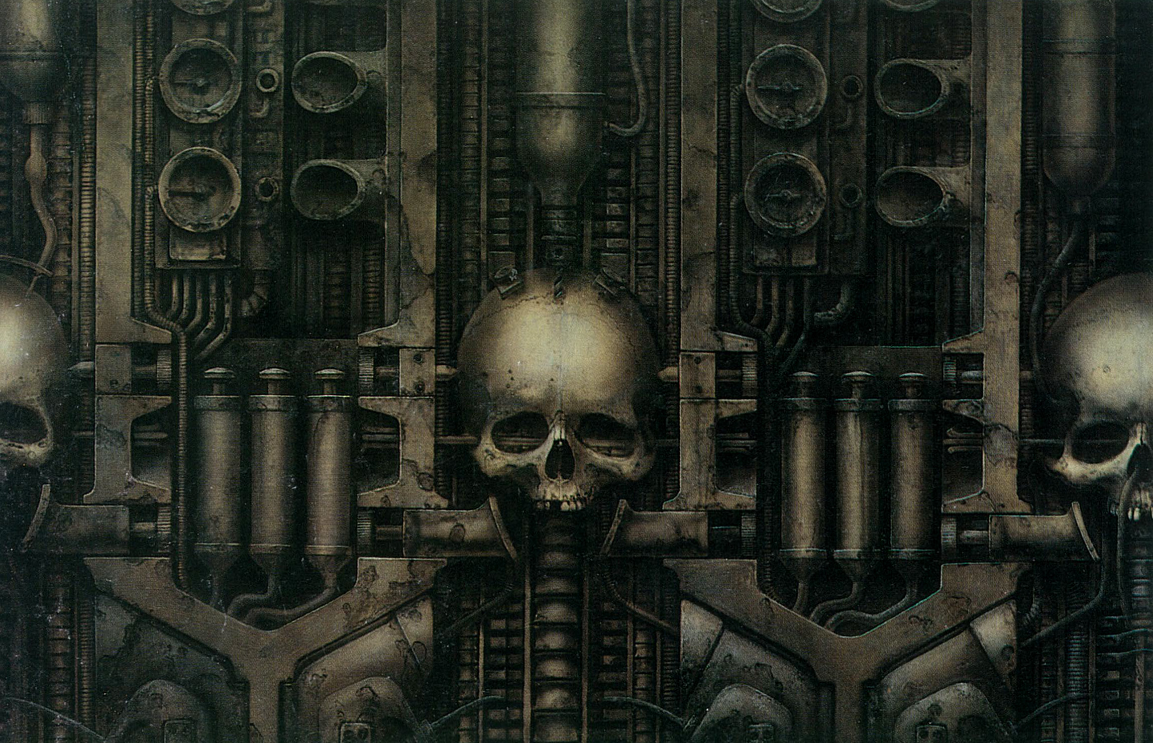 Biomechanical HD Wallpaper (68+ images) H.r. Giger Wallpaper